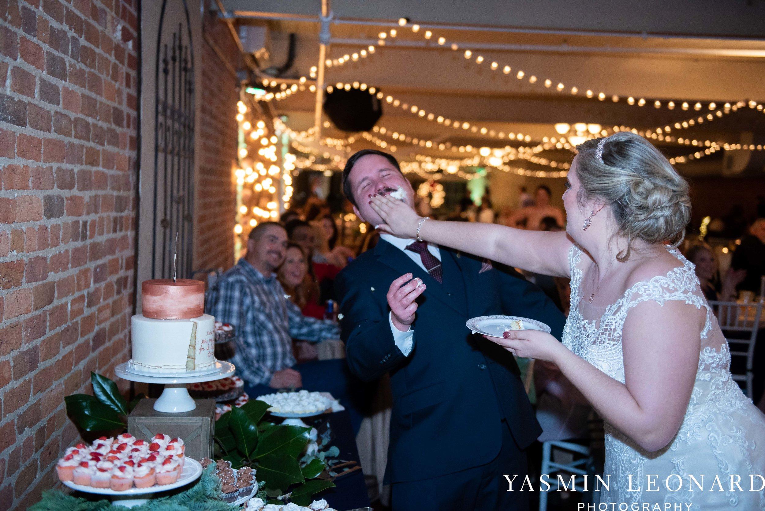 Rebekah and Matt - 105 Worth Event Centre - Yasmin Leonard Photography - Asheboro Wedding - NC Wedding - High Point Weddings - Triad Weddings - Winter Wedding-59.jpg