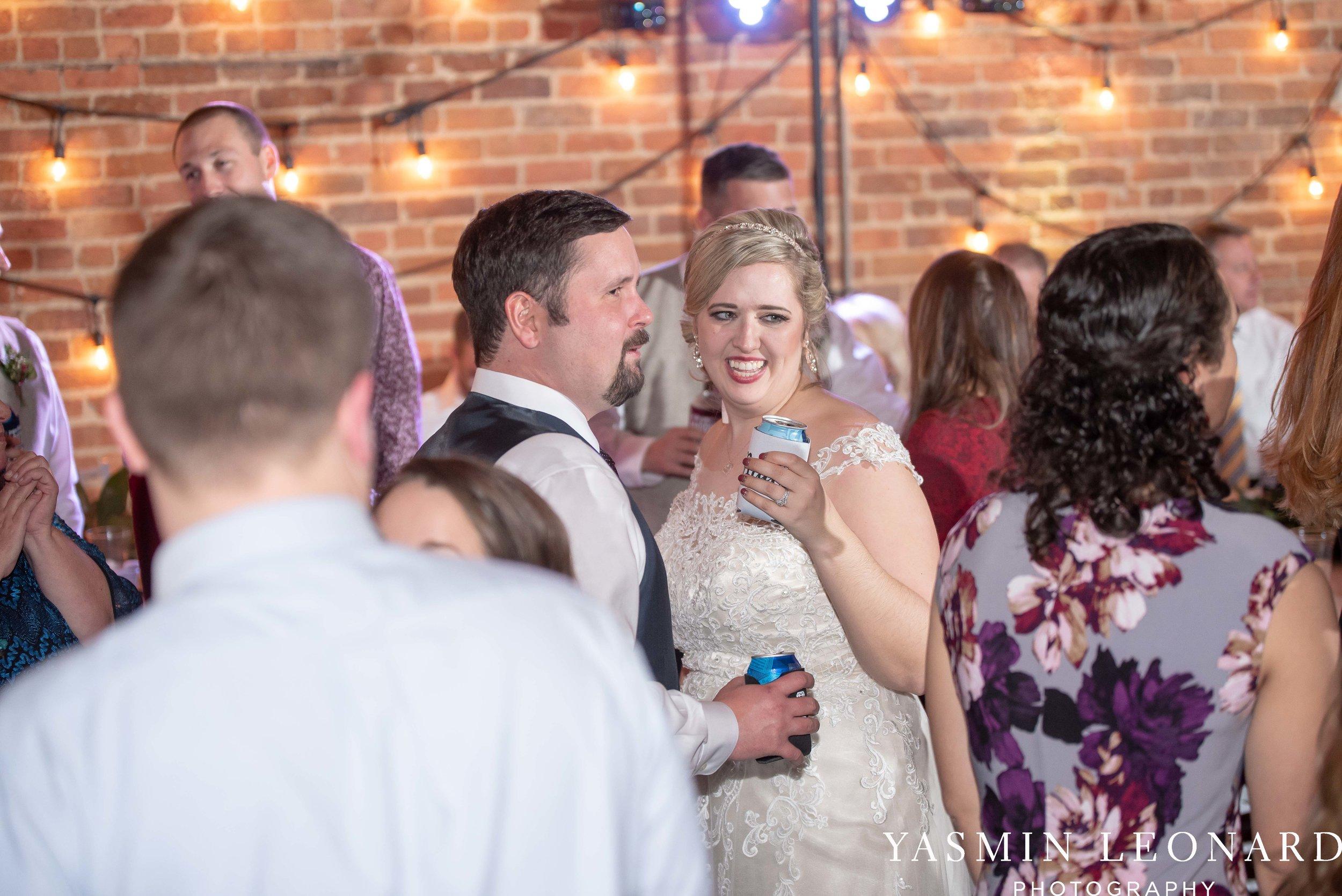 Rebekah and Matt - 105 Worth Event Centre - Yasmin Leonard Photography - Asheboro Wedding - NC Wedding - High Point Weddings - Triad Weddings - Winter Wedding-61.jpg