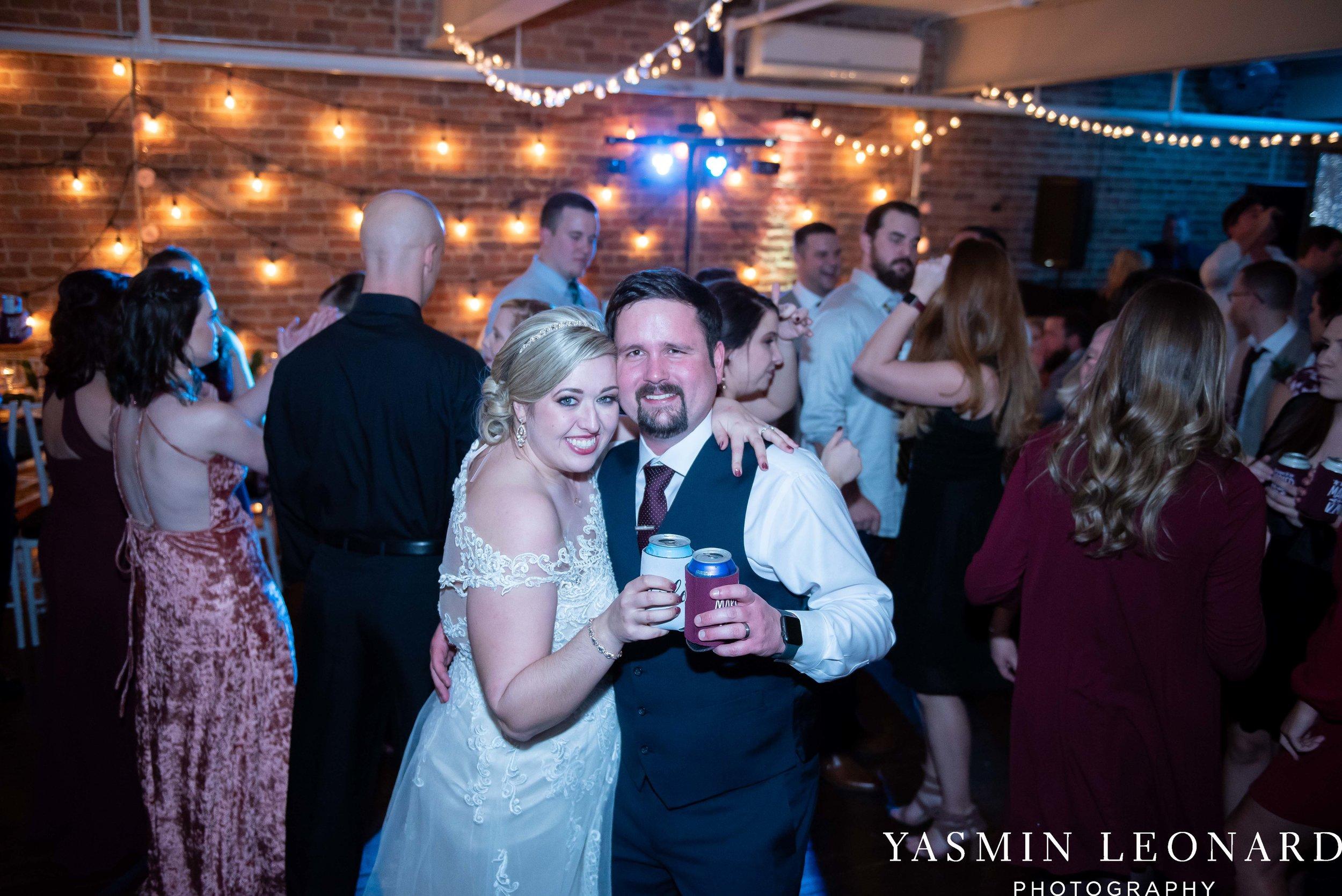 Rebekah and Matt - 105 Worth Event Centre - Yasmin Leonard Photography - Asheboro Wedding - NC Wedding - High Point Weddings - Triad Weddings - Winter Wedding-63.jpg