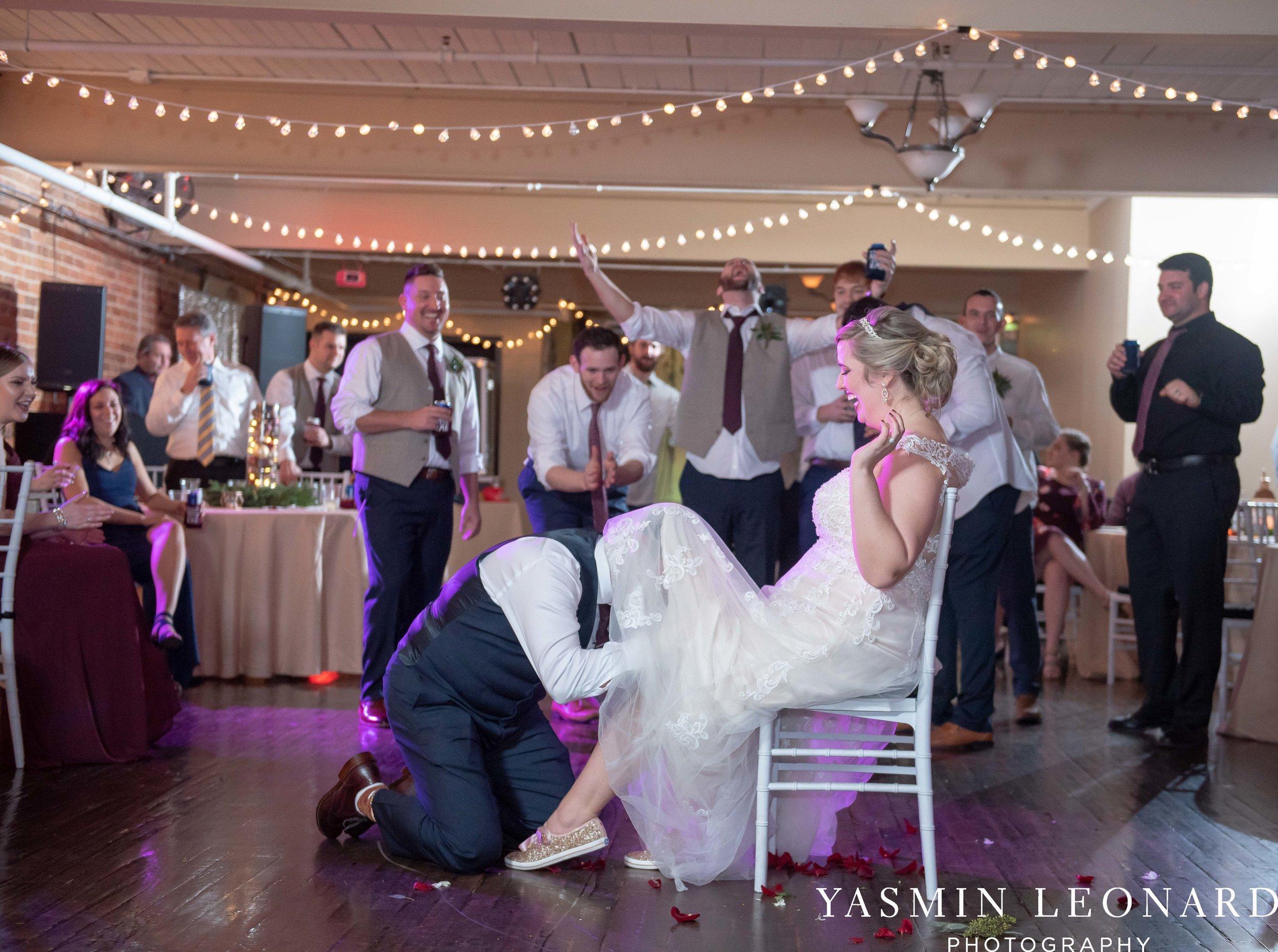 Rebekah and Matt - 105 Worth Event Centre - Yasmin Leonard Photography - Asheboro Wedding - NC Wedding - High Point Weddings - Triad Weddings - Winter Wedding-71.jpg