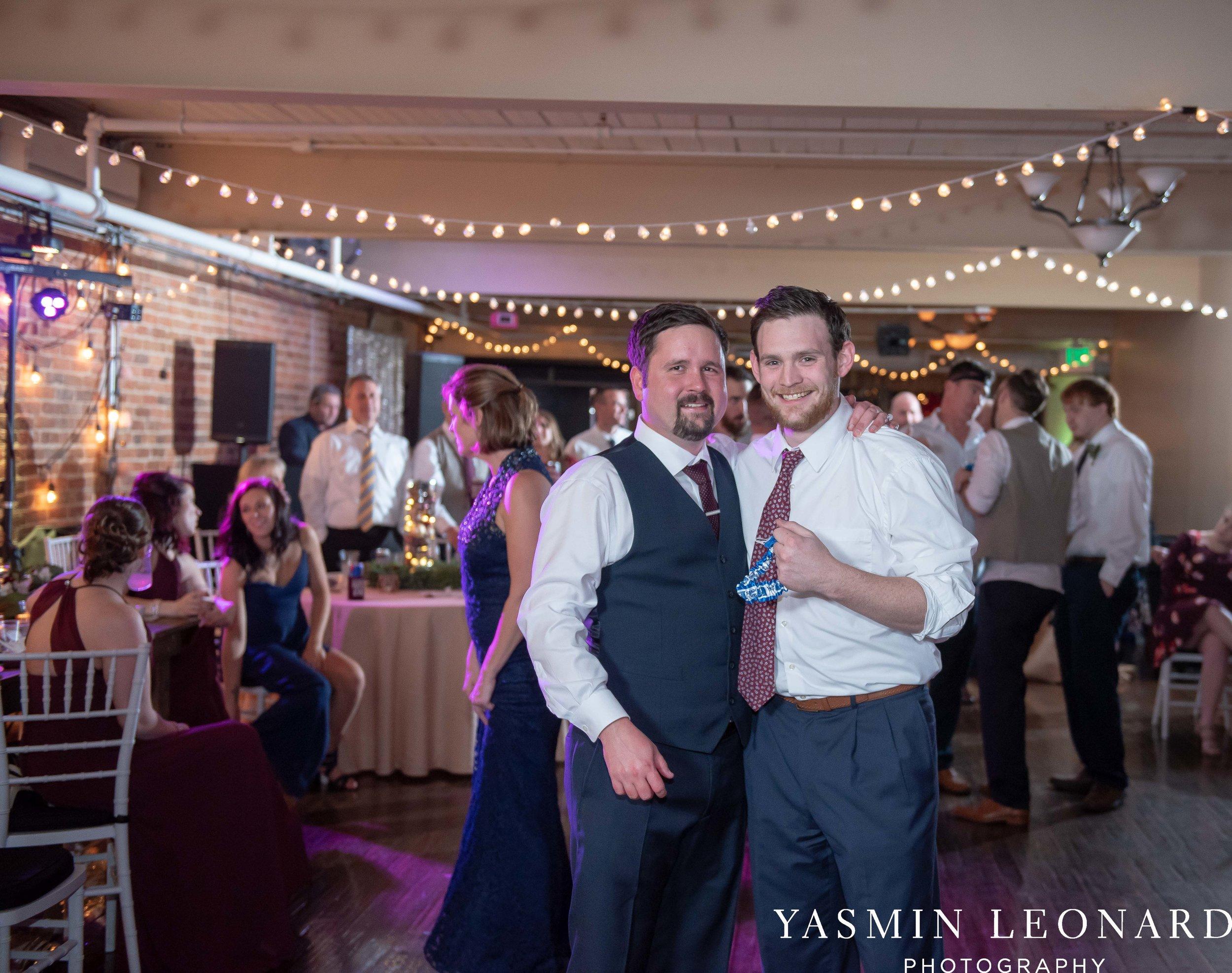 Rebekah and Matt - 105 Worth Event Centre - Yasmin Leonard Photography - Asheboro Wedding - NC Wedding - High Point Weddings - Triad Weddings - Winter Wedding-73.jpg