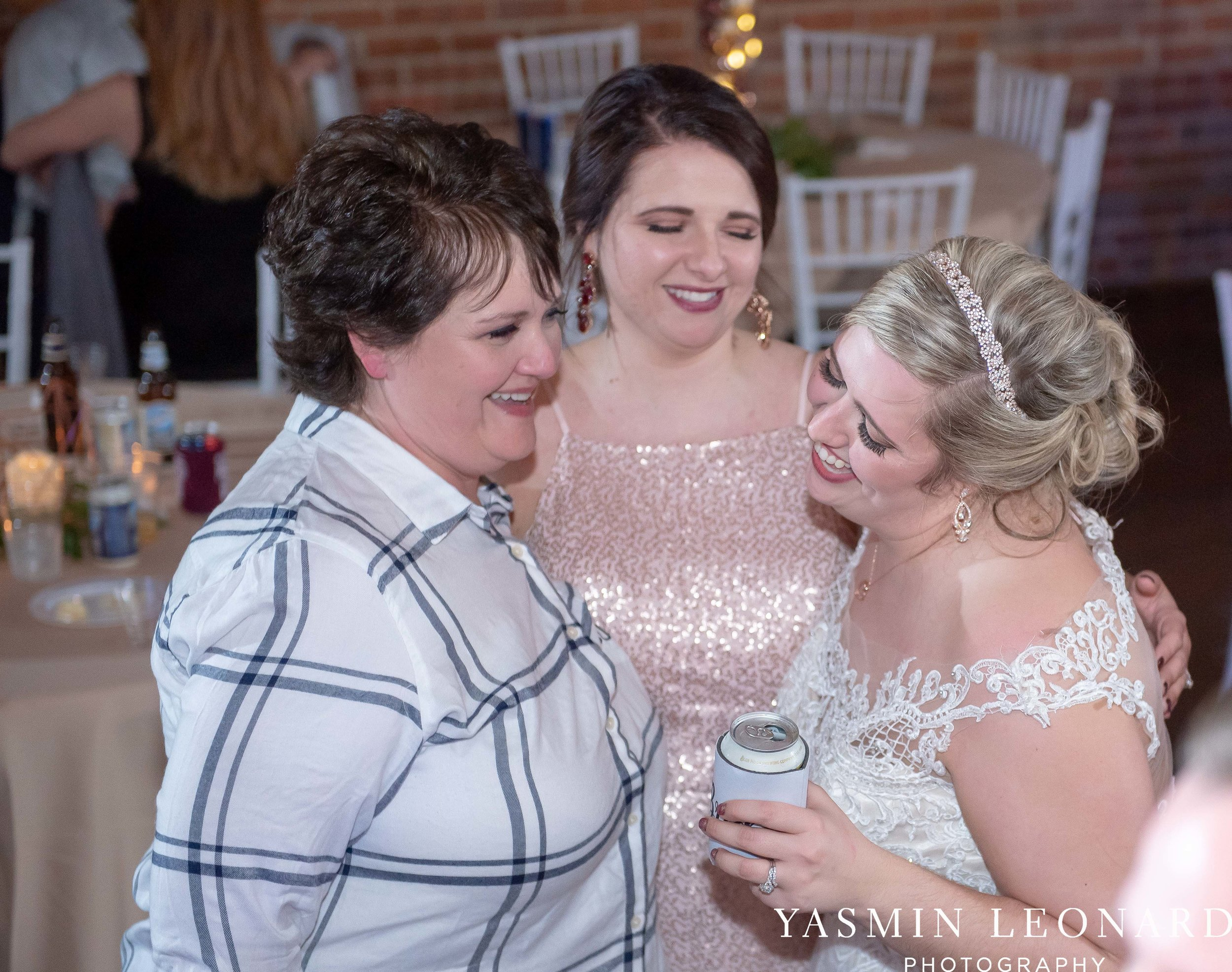 Rebekah and Matt - 105 Worth Event Centre - Yasmin Leonard Photography - Asheboro Wedding - NC Wedding - High Point Weddings - Triad Weddings - Winter Wedding-75.jpg