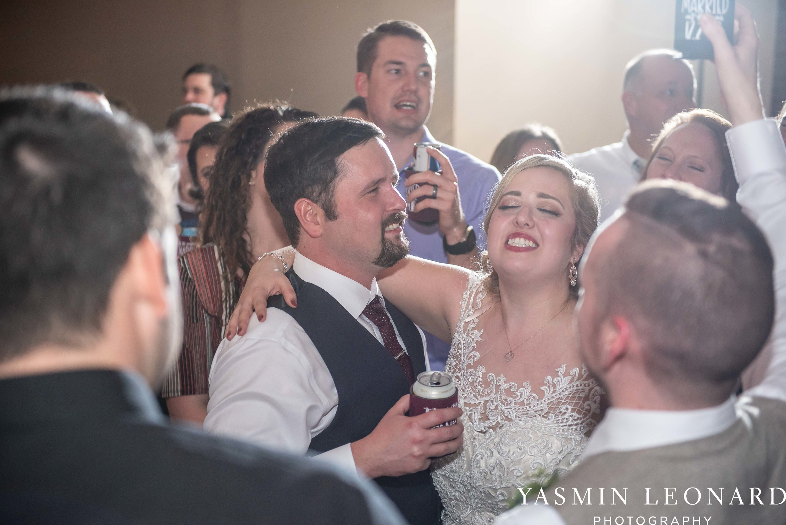 Rebekah and Matt - 105 Worth Event Centre - Yasmin Leonard Photography - Asheboro Wedding - NC Wedding - High Point Weddings - Triad Weddings - Winter Wedding-76.jpg