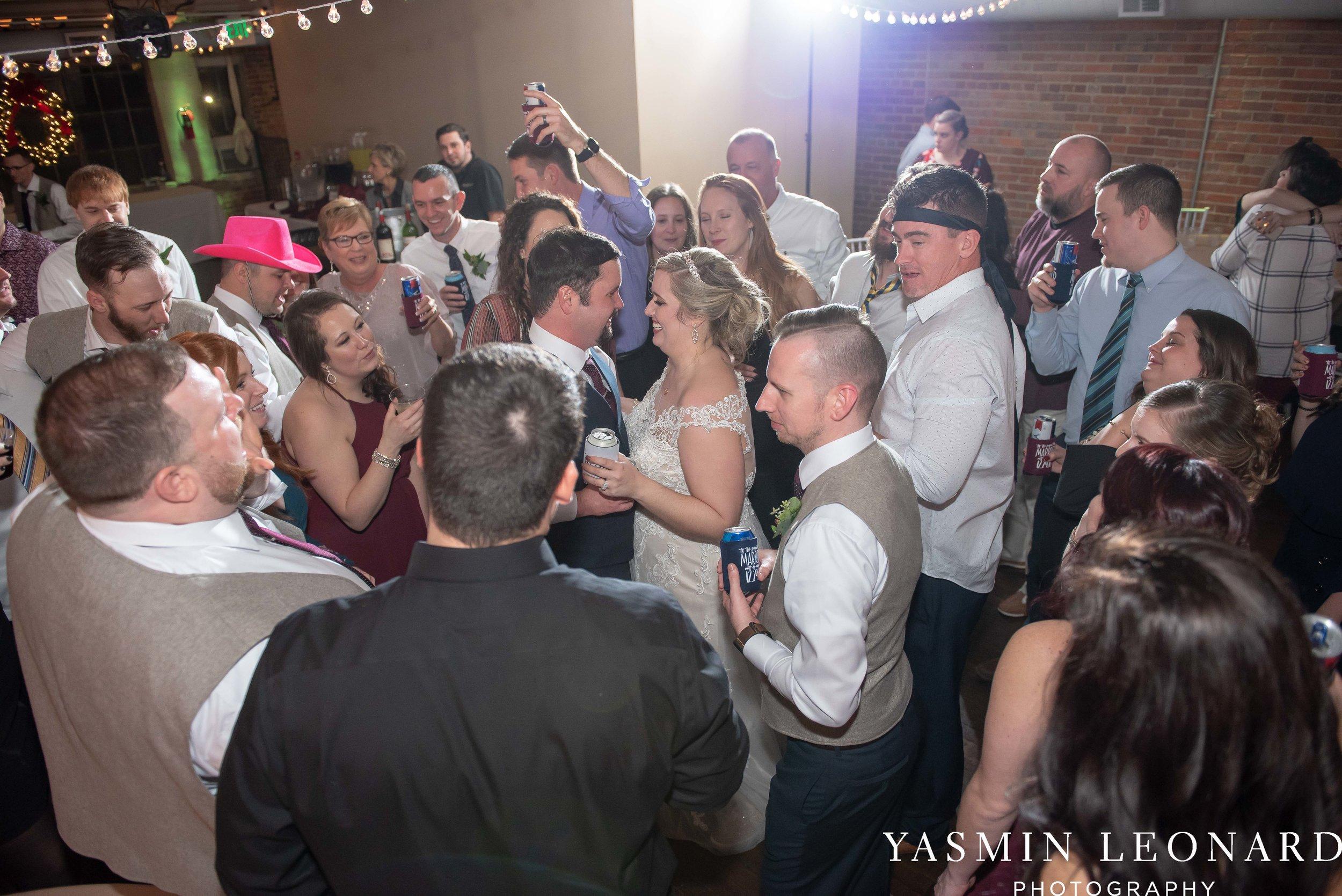 Rebekah and Matt - 105 Worth Event Centre - Yasmin Leonard Photography - Asheboro Wedding - NC Wedding - High Point Weddings - Triad Weddings - Winter Wedding-81.jpg