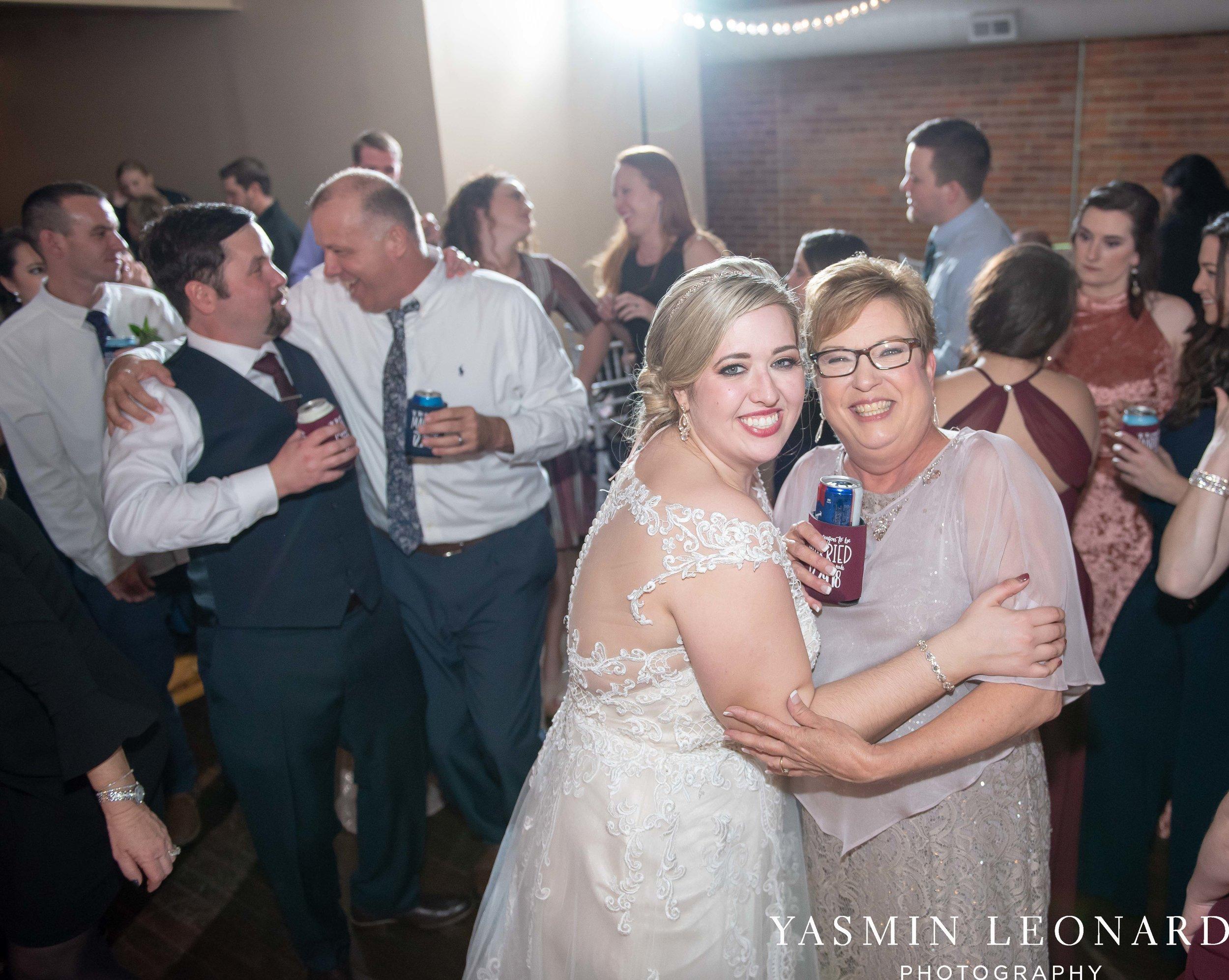 Rebekah and Matt - 105 Worth Event Centre - Yasmin Leonard Photography - Asheboro Wedding - NC Wedding - High Point Weddings - Triad Weddings - Winter Wedding-84.jpg