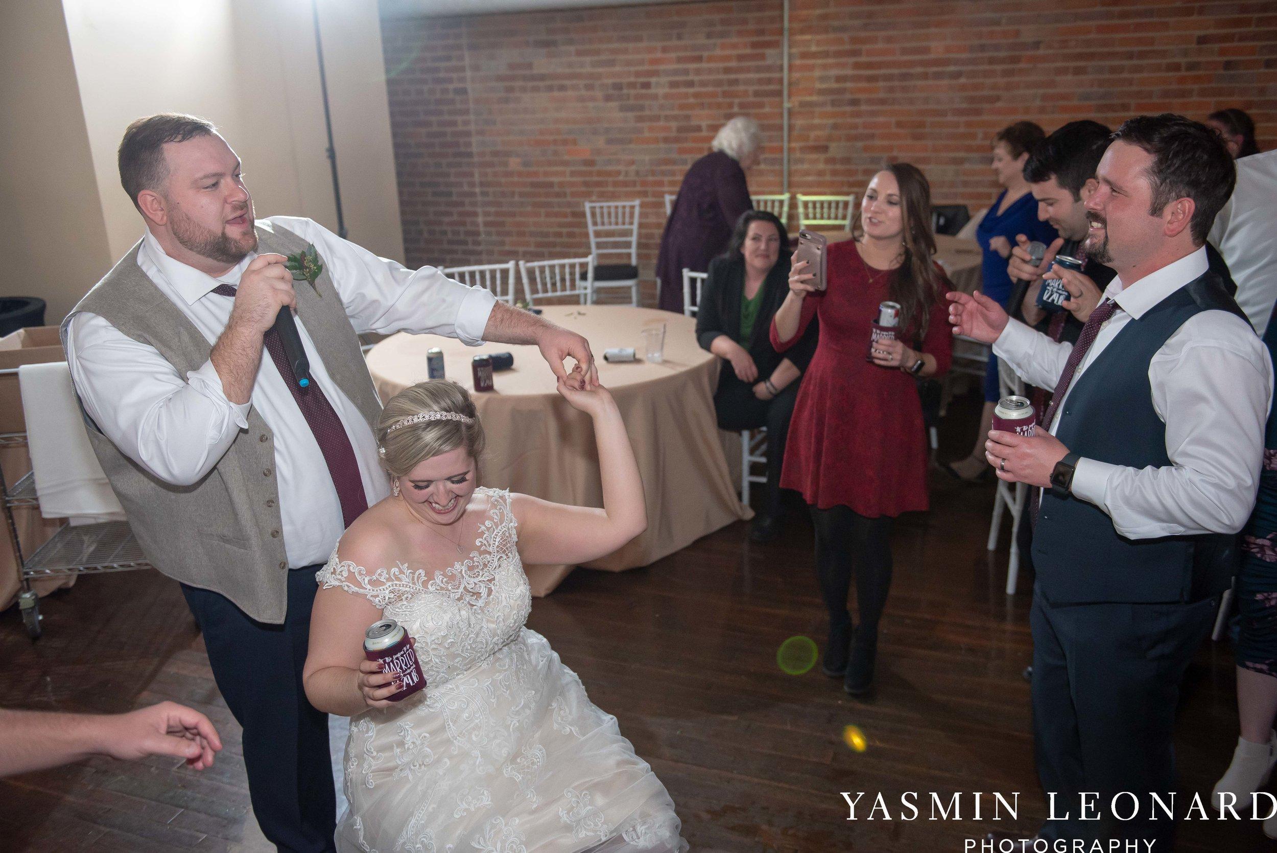Rebekah and Matt - 105 Worth Event Centre - Yasmin Leonard Photography - Asheboro Wedding - NC Wedding - High Point Weddings - Triad Weddings - Winter Wedding-86.jpg
