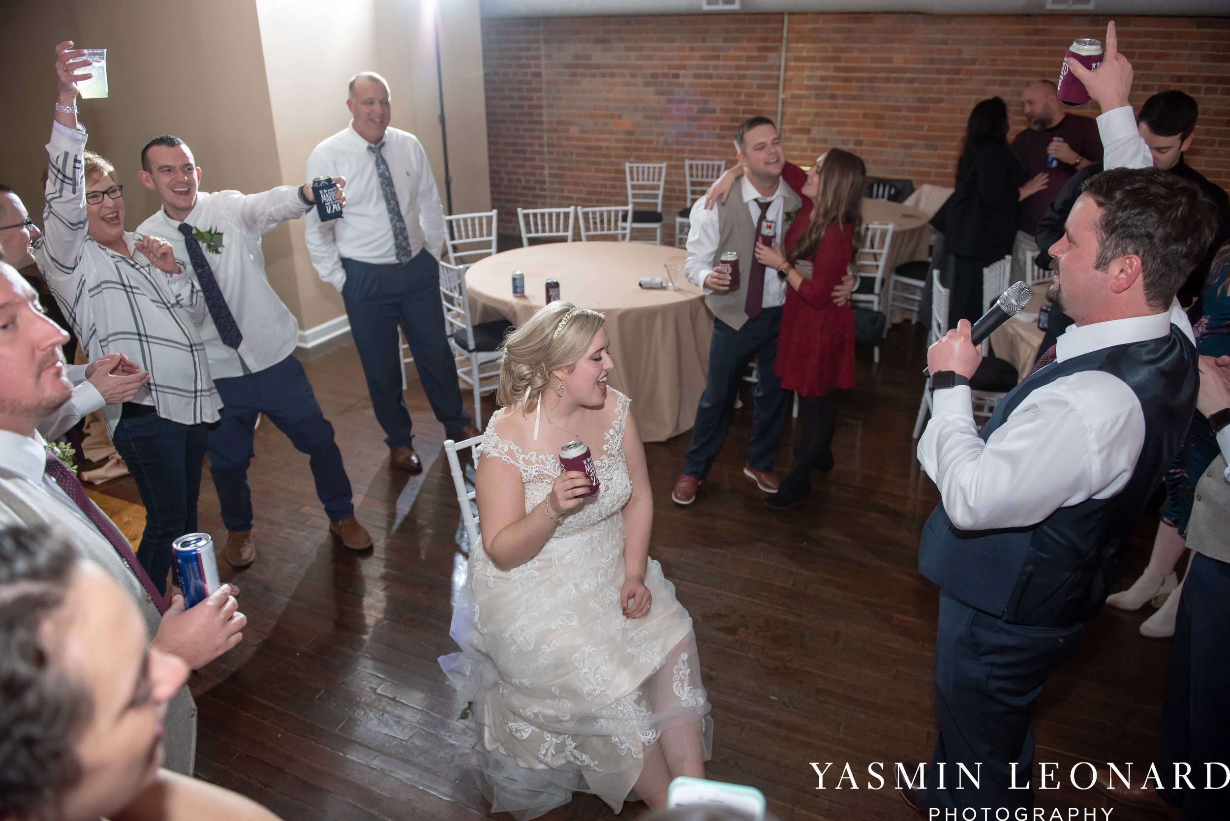 Rebekah and Matt - 105 Worth Event Centre - Yasmin Leonard Photography - Asheboro Wedding - NC Wedding - High Point Weddings - Triad Weddings - Winter Wedding-87.jpg