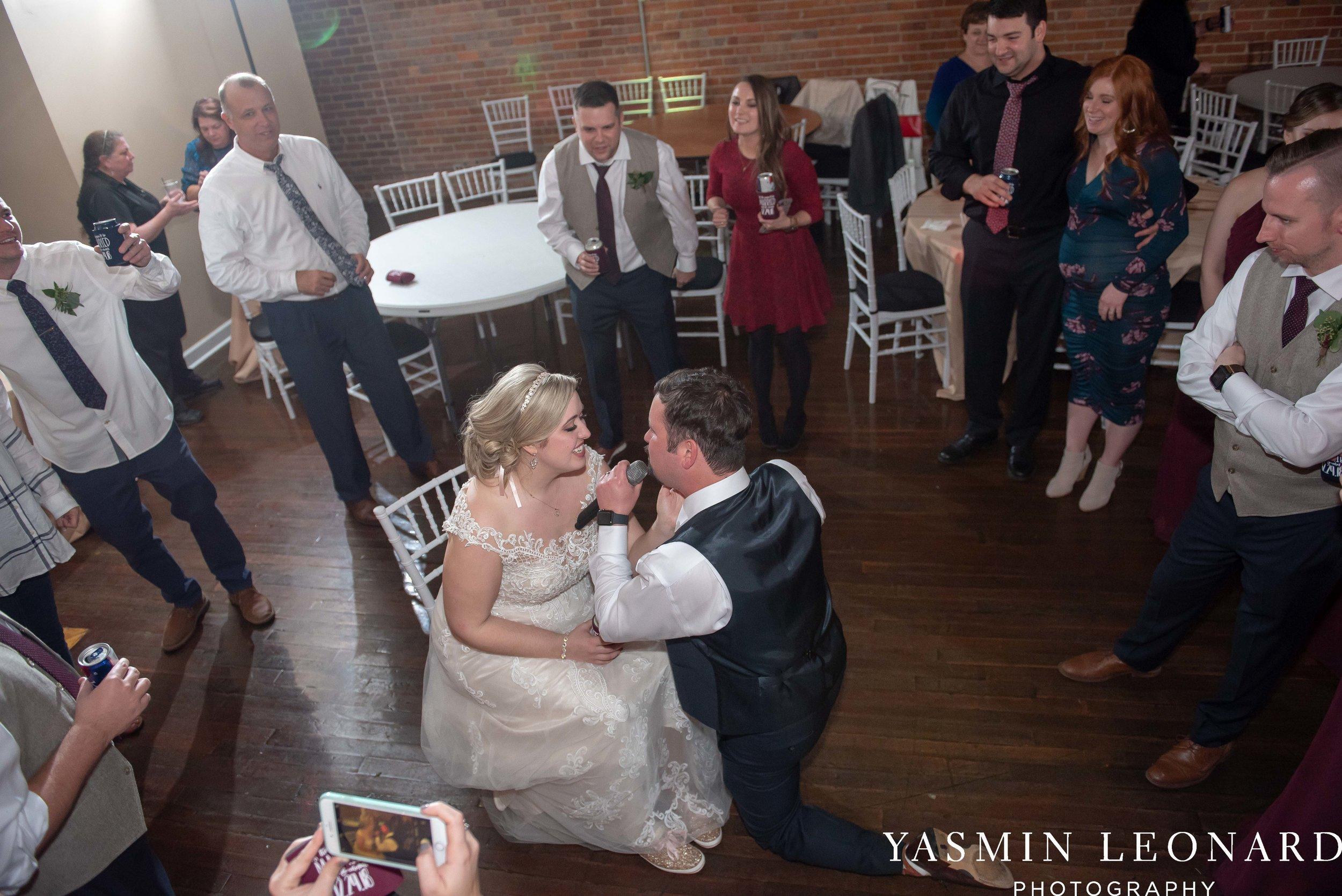 Rebekah and Matt - 105 Worth Event Centre - Yasmin Leonard Photography - Asheboro Wedding - NC Wedding - High Point Weddings - Triad Weddings - Winter Wedding-88.jpg