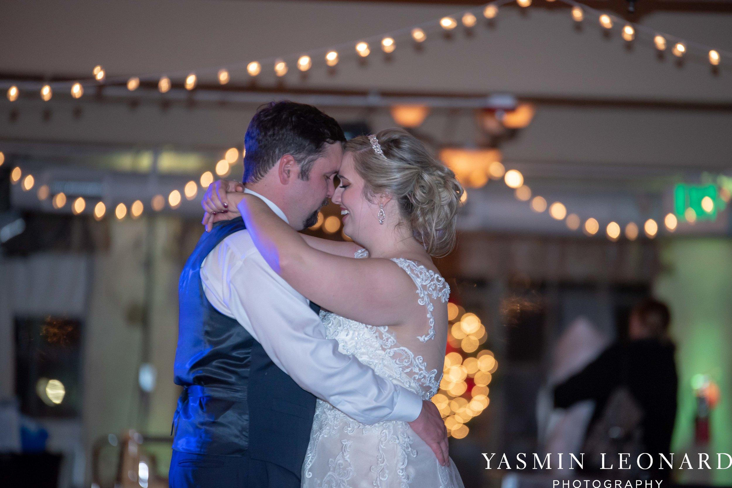 Rebekah and Matt - 105 Worth Event Centre - Yasmin Leonard Photography - Asheboro Wedding - NC Wedding - High Point Weddings - Triad Weddings - Winter Wedding-89.jpg