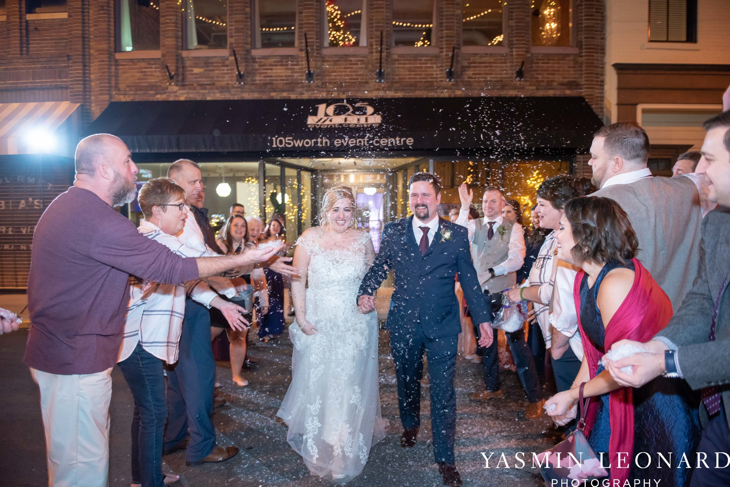 Rebekah and Matt - 105 Worth Event Centre - Yasmin Leonard Photography - Asheboro Wedding - NC Wedding - High Point Weddings - Triad Weddings - Winter Wedding-92.jpg