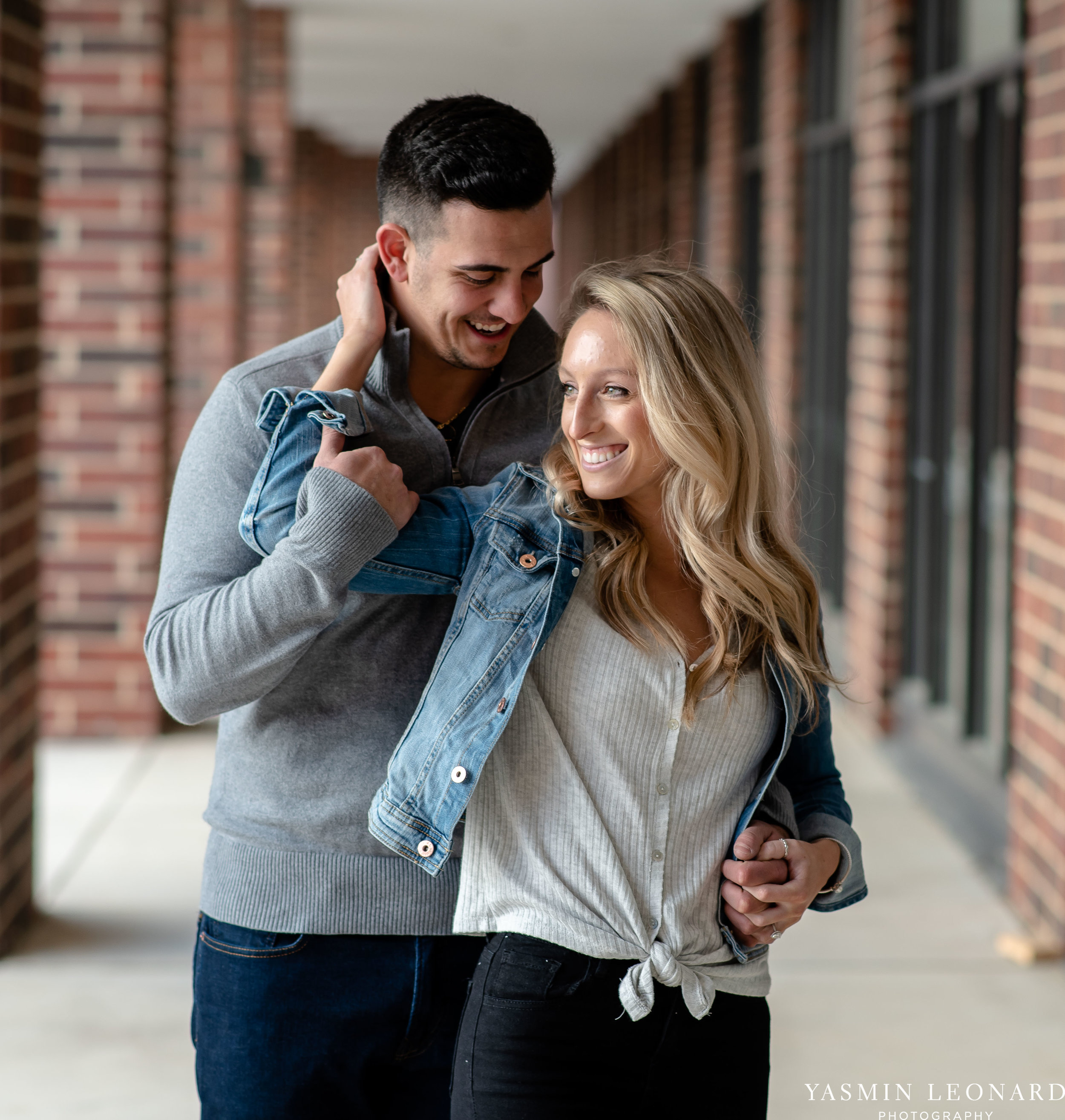 High Point Wedding Photographer - High Point Engagement PIctures - Engagement Session Ideas - Yasmin Leonard Photography - High Point Photographer - NC Wedding Photographer -22.jpg