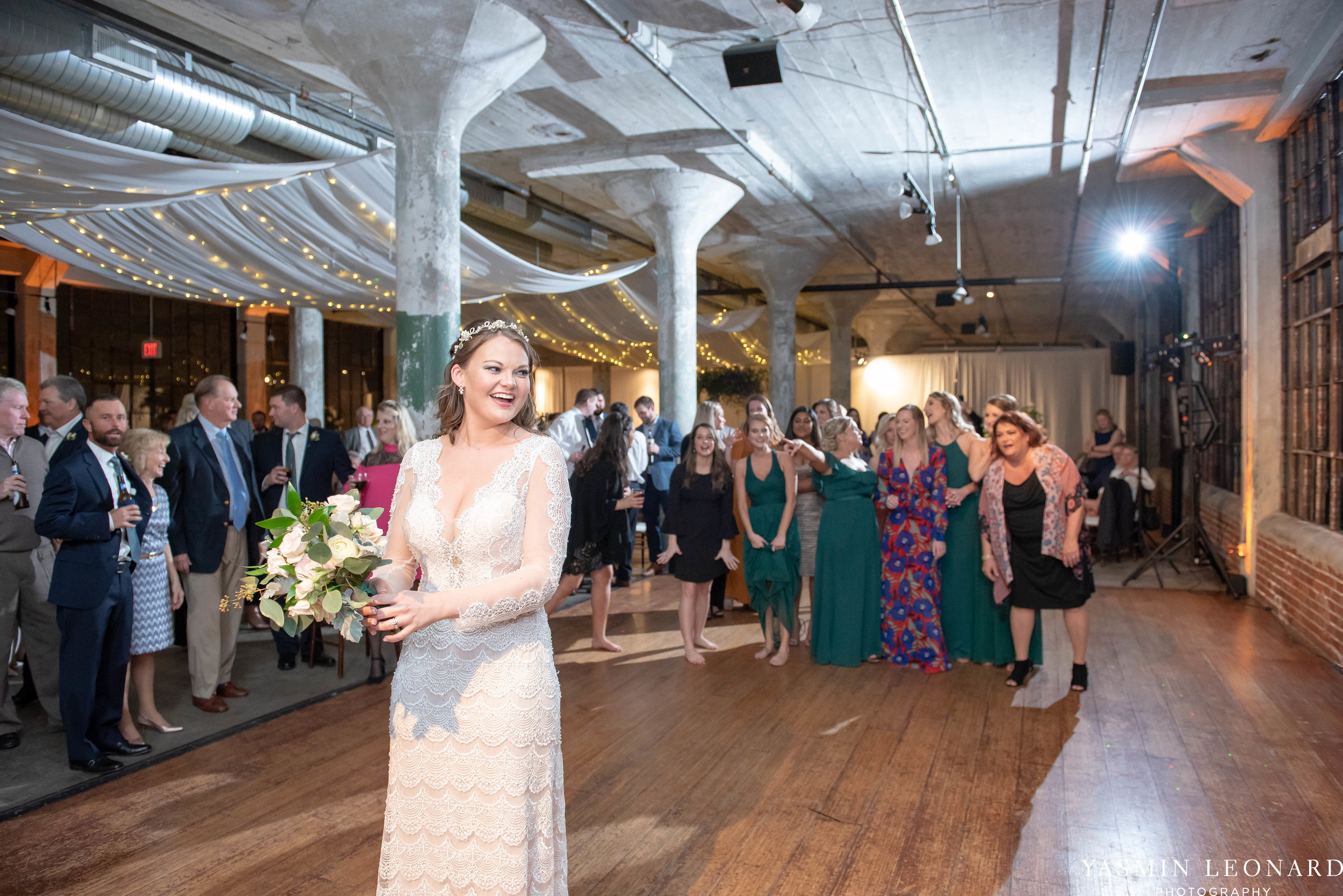 The Lofts at Union Square - Unions - High Point Weddings - NC Weddings - NC Wedding Photographer - Yasmin Leonard Photography - Just Priceless - Green Pink and Gold Wedding - Elegant Wedding-50.jpg