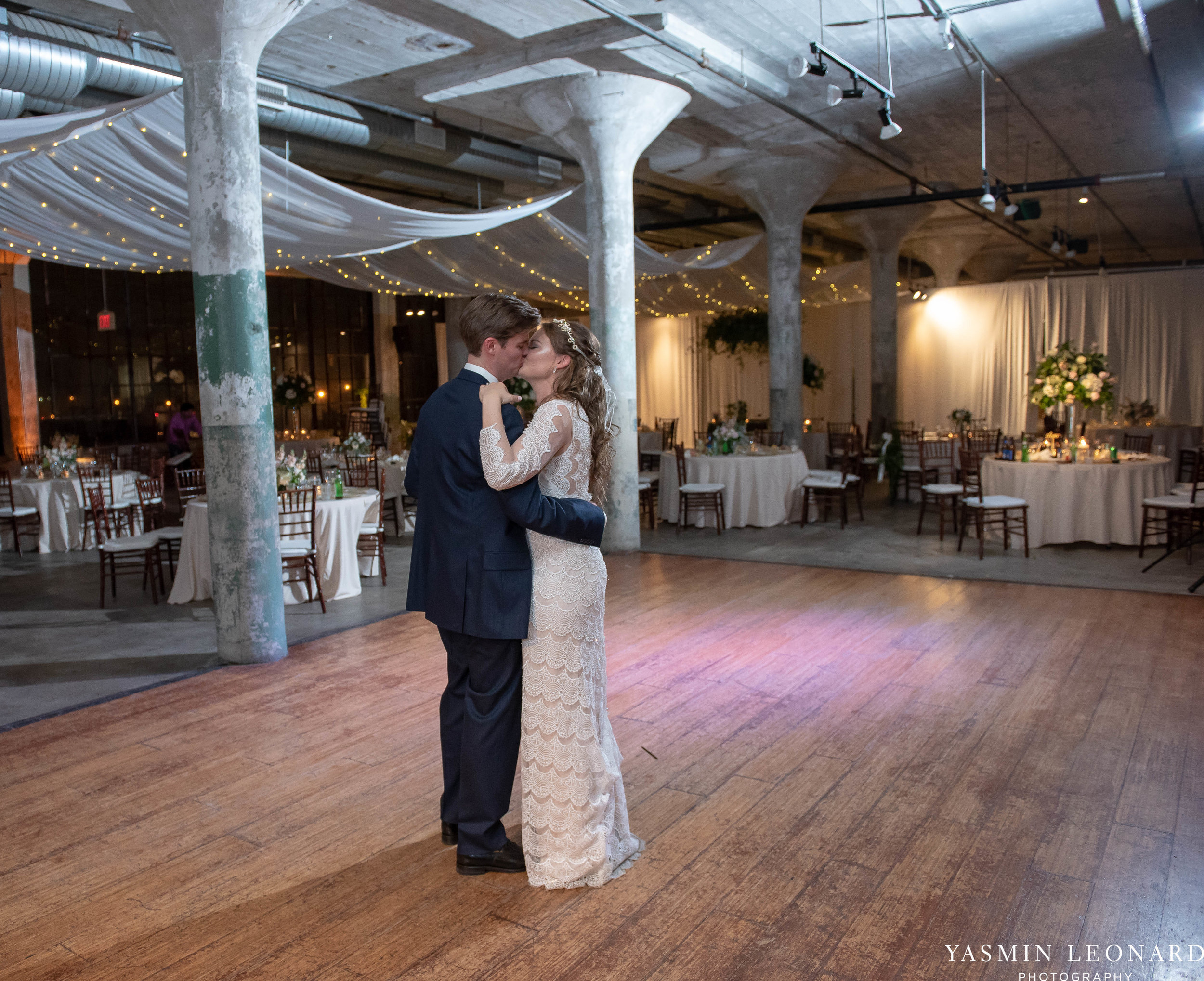 The Lofts at Union Square - Unions - High Point Weddings - NC Weddings - NC Wedding Photographer - Yasmin Leonard Photography - Just Priceless - Green Pink and Gold Wedding - Elegant Wedding-59.jpg