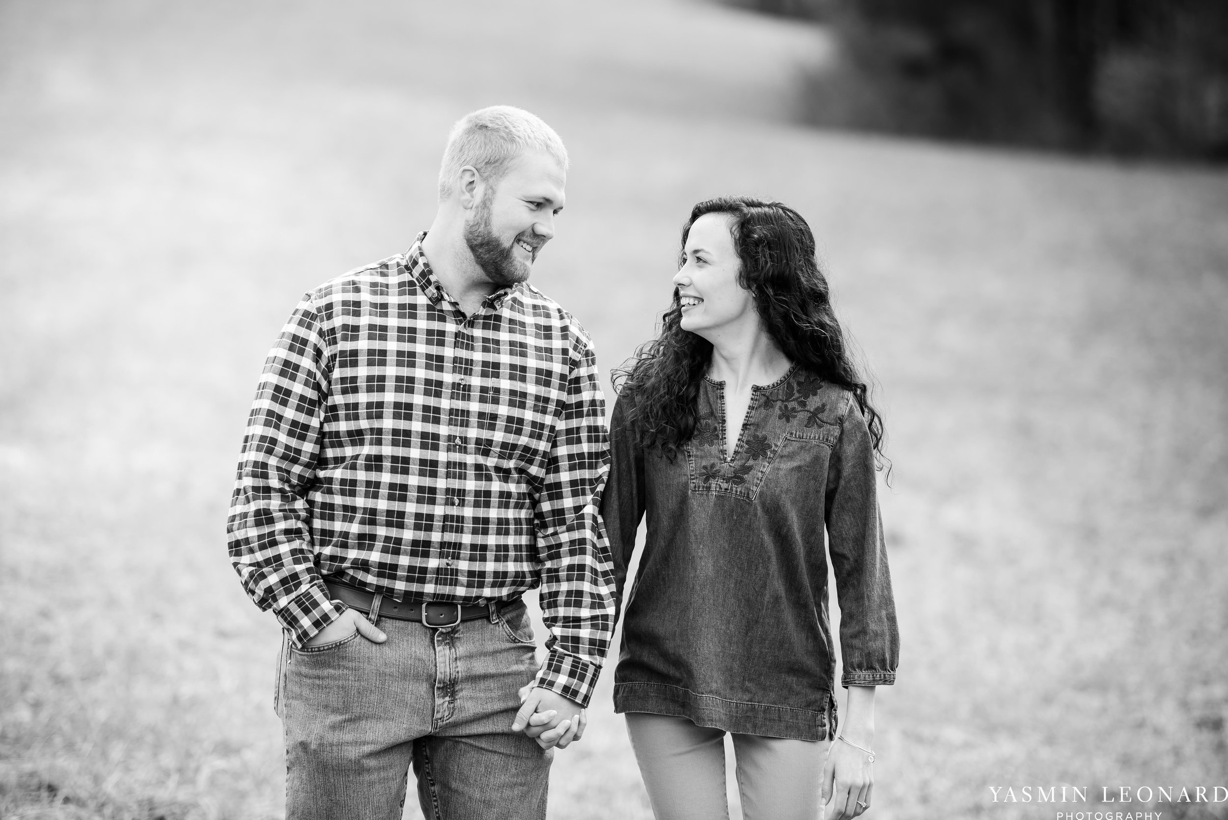 Wallburg Engagement Session - Country Engagement Session - High Point Engagement Session - Outdoor Engagement Session - Engagement Photos - Barn Engagement Photos - NC Photographer - High Point Photographer-2.jpg