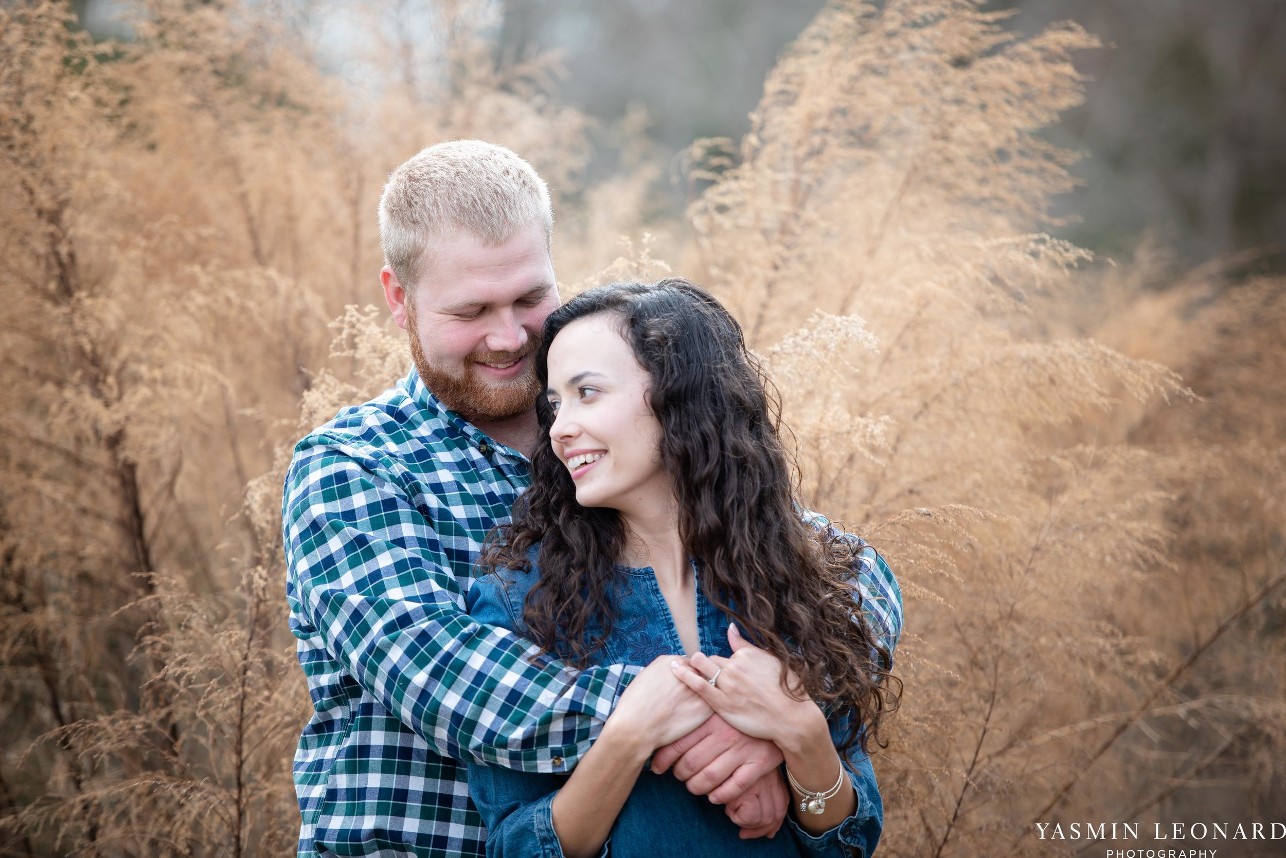 Wallburg Engagement Session - Country Engagement Session - High Point Engagement Session - Outdoor Engagement Session - Engagement Photos - Barn Engagement Photos - NC Photographer - High Point Photographer-5.jpg