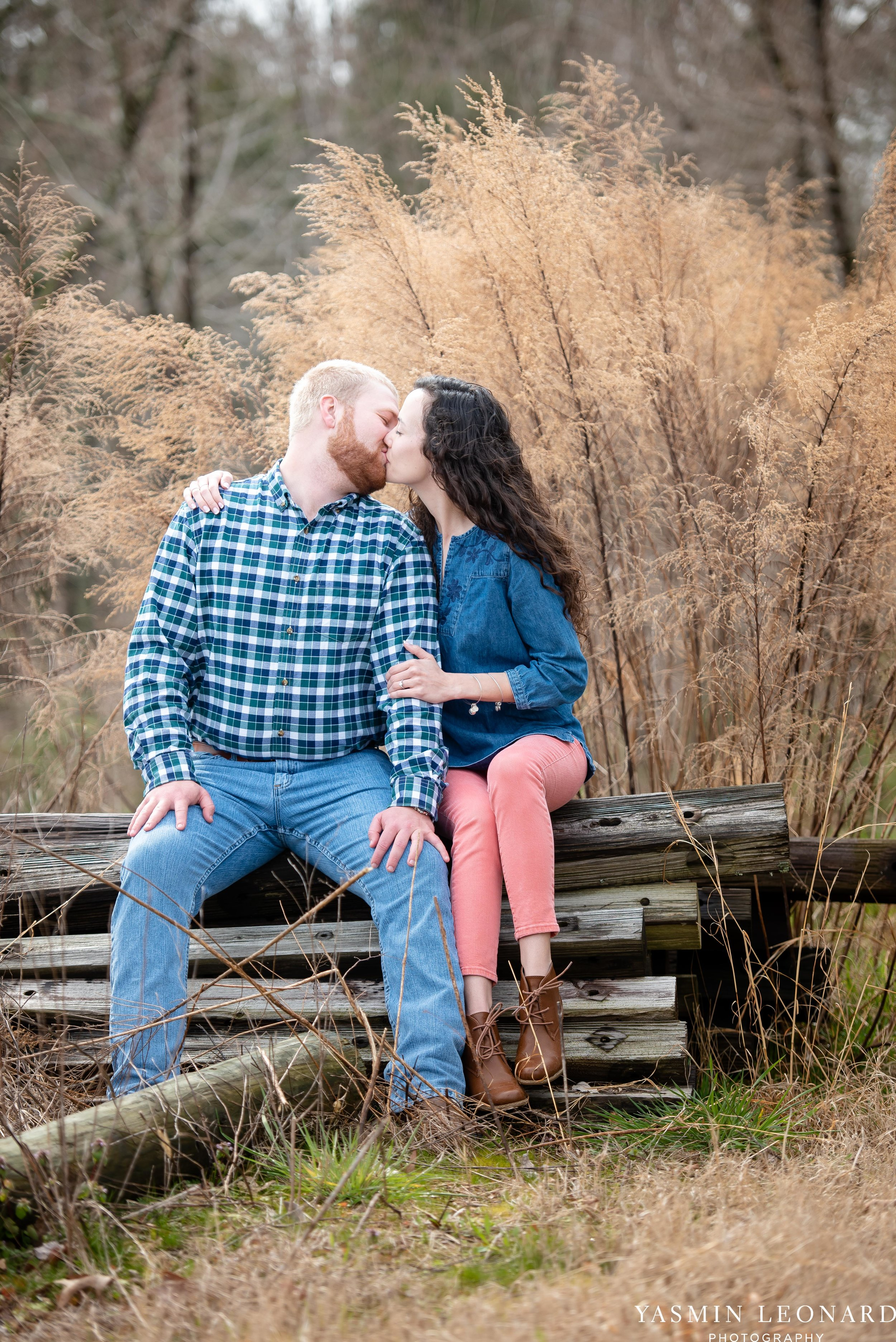 Wallburg Engagement Session - Country Engagement Session - High Point Engagement Session - Outdoor Engagement Session - Engagement Photos - Barn Engagement Photos - NC Photographer - High Point Photographer-6.jpg