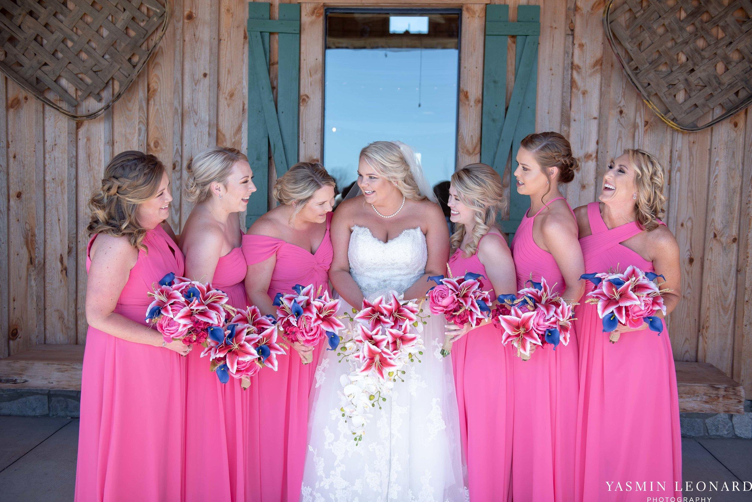 The Barn at Heritage Farm - Country Wedding - Pink and Blue Wedding - Barn Wedding - Outdoor Wedding - Cotton and Wheat Decor - Groom in Bibs - Pink Bridal Colors - Yasmin Leonard Photography-8.jpg