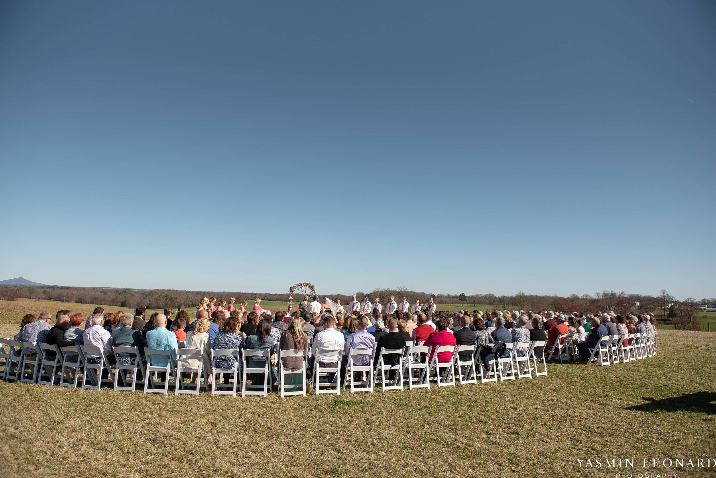 The Barn at Heritage Farm - Country Wedding - Pink and Blue Wedding - Barn Wedding - Outdoor Wedding - Cotton and Wheat Decor - Groom in Bibs - Pink Bridal Colors - Yasmin Leonard Photography-12.jpg