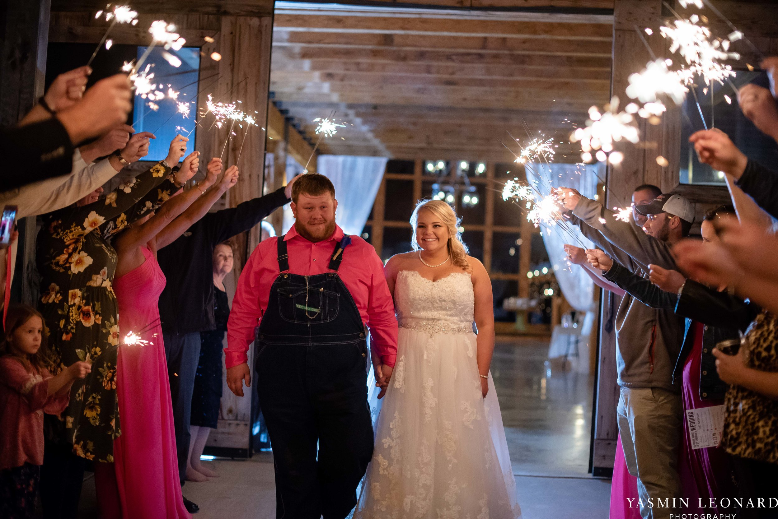 The Barn at Heritage Farm - Country Wedding - Pink and Blue Wedding - Barn Wedding - Outdoor Wedding - Cotton and Wheat Decor - Groom in Bibs - Pink Bridal Colors - Yasmin Leonard Photography-34.jpg