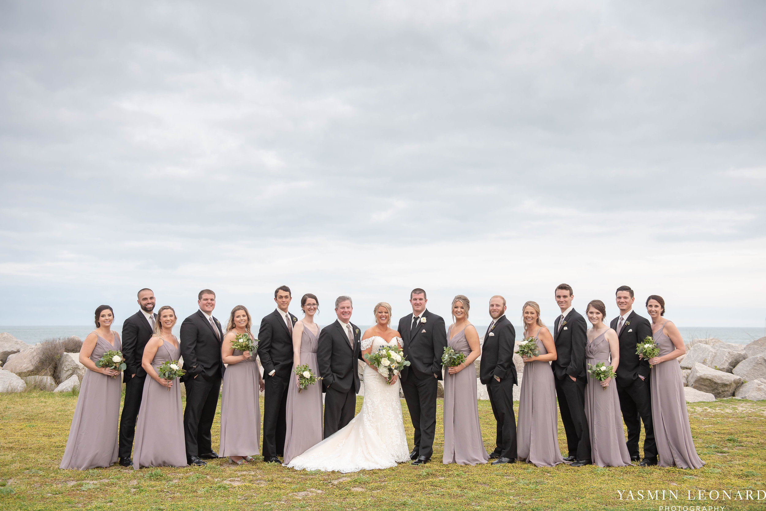 Carolina Beach Wedding - Fort Fisher Wedding - NC Acquarium - Beach Wedding - NC Wedding - Beach Wedding Inspiration - Beach Bride-26.jpg