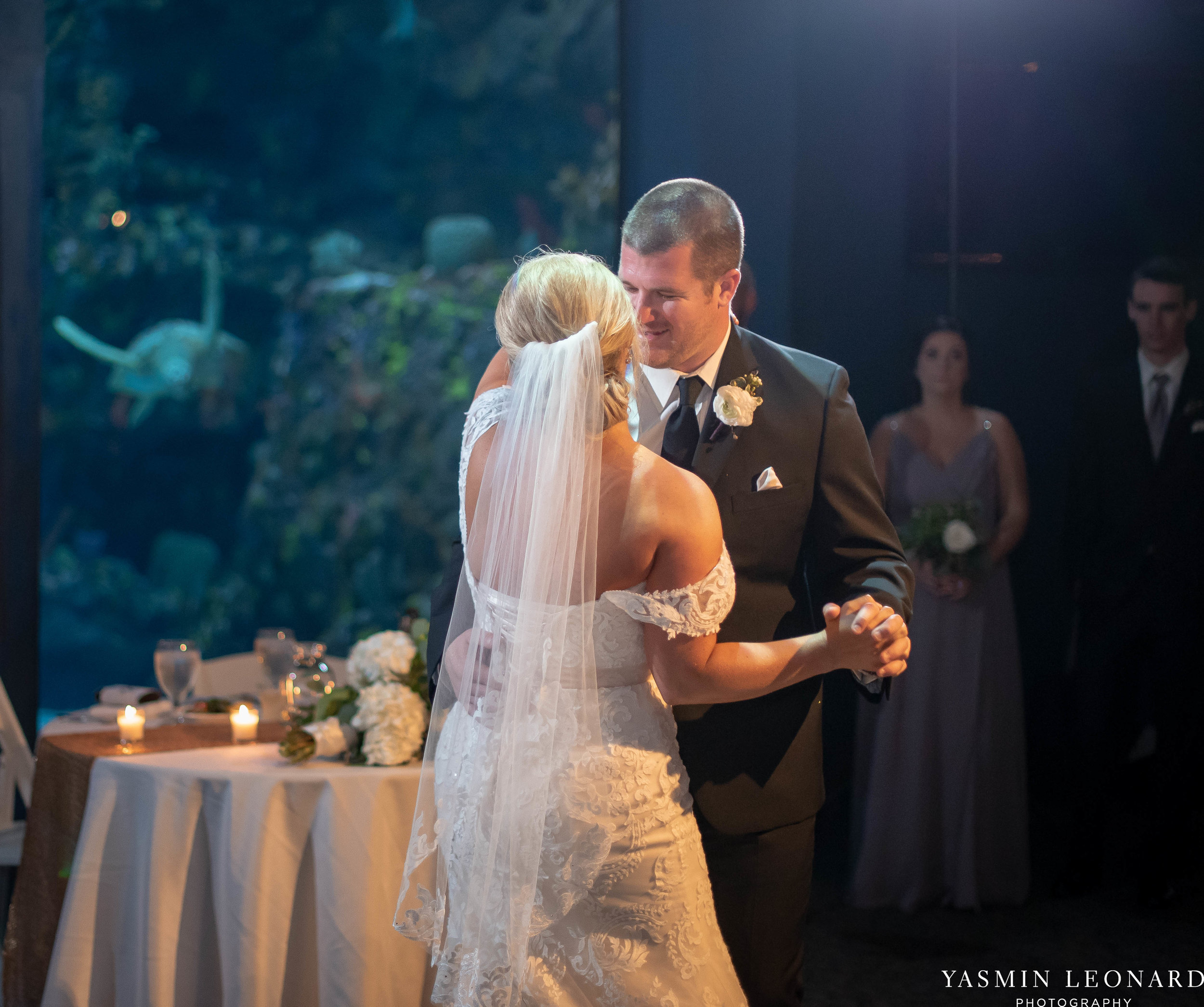 Carolina Beach Wedding - Fort Fisher Wedding - NC Acquarium - Beach Wedding - NC Wedding - Beach Wedding Inspiration - Beach Bride-42.jpg