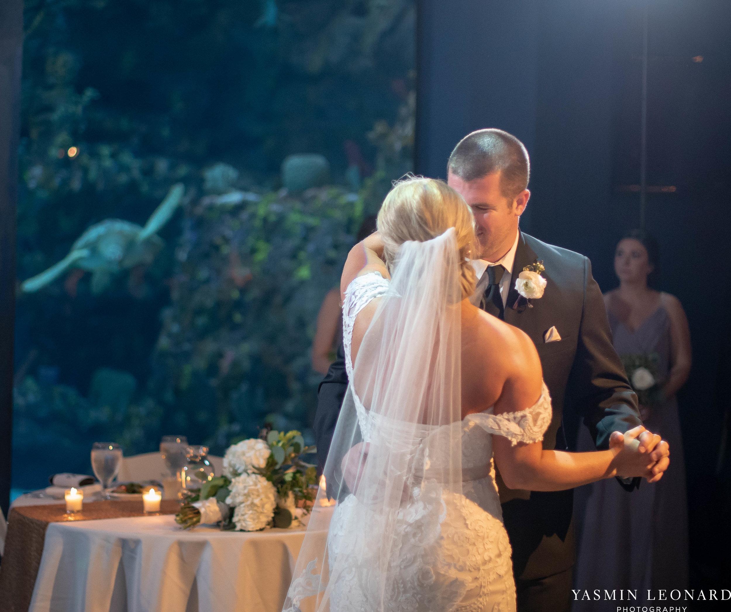 Carolina Beach Wedding - Fort Fisher Wedding - NC Acquarium - Beach Wedding - NC Wedding - Beach Wedding Inspiration - Beach Bride-43.jpg