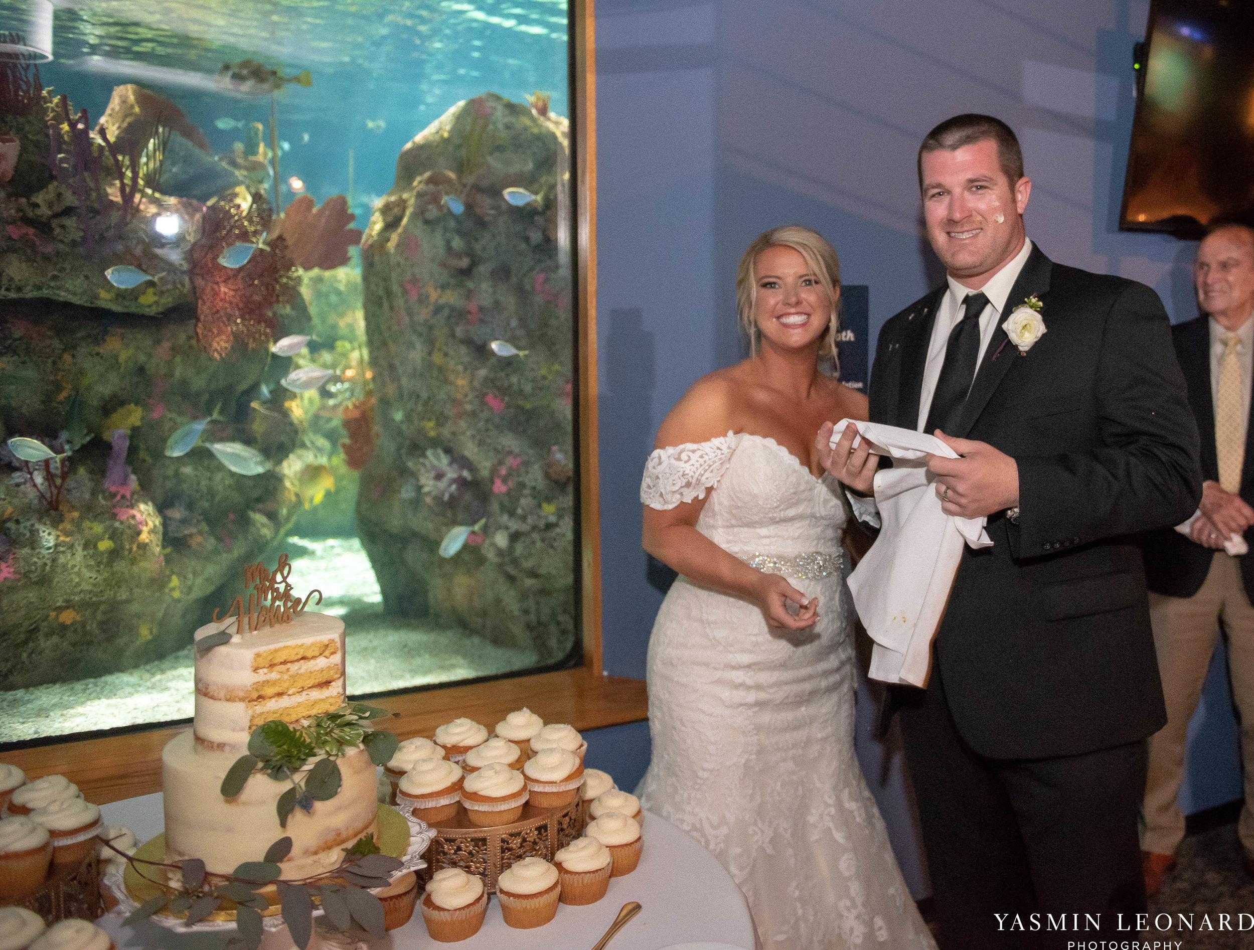 Carolina Beach Wedding - Fort Fisher Wedding - NC Acquarium - Beach Wedding - NC Wedding - Beach Wedding Inspiration - Beach Bride-53.jpg