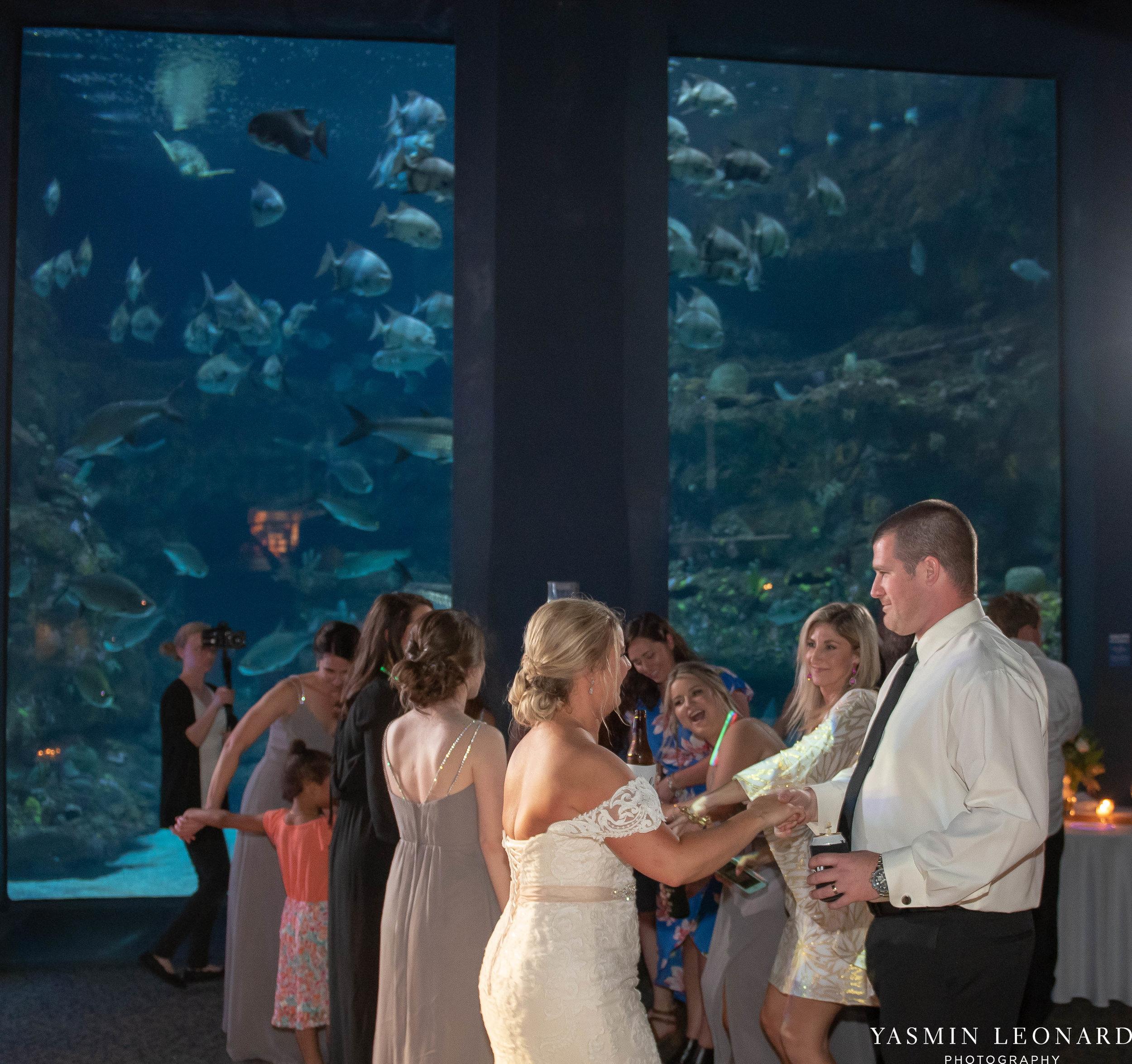 Carolina Beach Wedding - Fort Fisher Wedding - NC Acquarium - Beach Wedding - NC Wedding - Beach Wedding Inspiration - Beach Bride-58.jpg