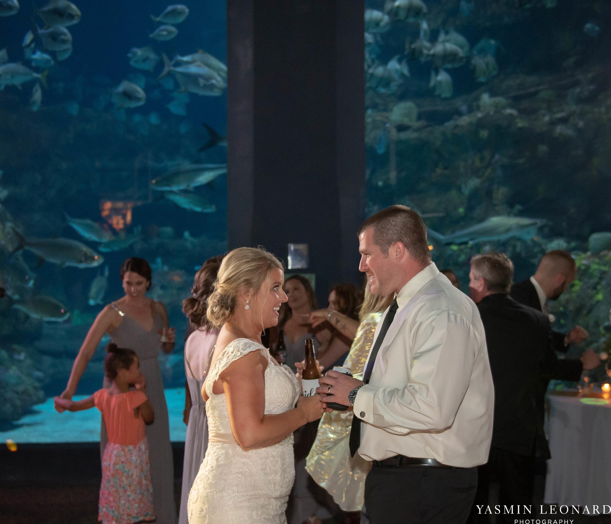 Carolina Beach Wedding - Fort Fisher Wedding - NC Acquarium - Beach Wedding - NC Wedding - Beach Wedding Inspiration - Beach Bride-59.jpg