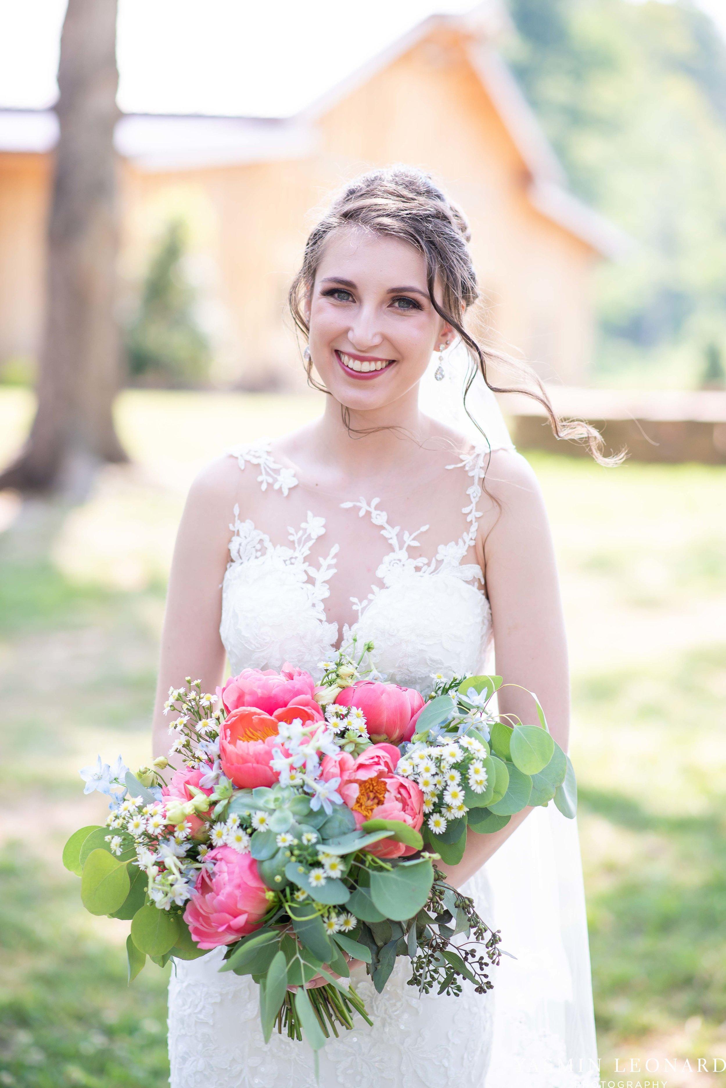 Old Homeplace Vineyard - NC Weddings - Outdoor Summer Weddings - Peony Boutique - Vineyard Wedding - NC Photographer - Yasmin Leonard Photography-10.jpg