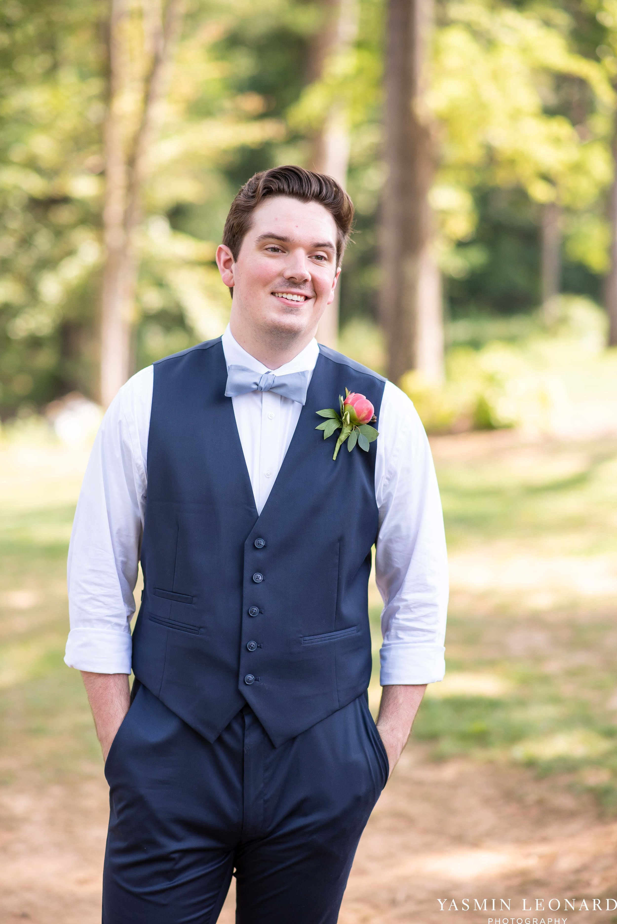 Old Homeplace Vineyard - NC Weddings - Outdoor Summer Weddings - Peony Boutique - Vineyard Wedding - NC Photographer - Yasmin Leonard Photography-15.jpg