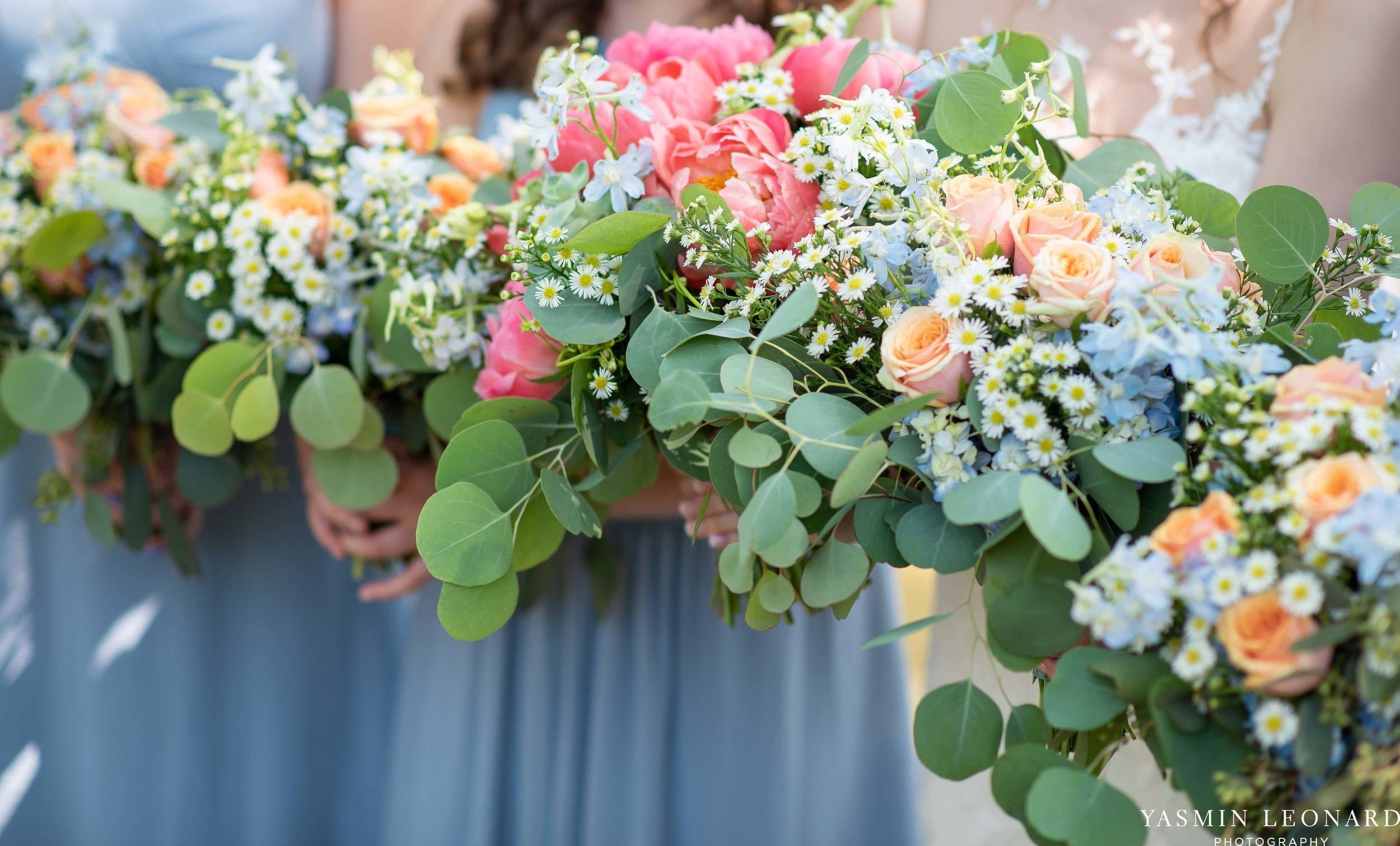 Old Homeplace Vineyard - NC Weddings - Outdoor Summer Weddings - Peony Boutique - Vineyard Wedding - NC Photographer - Yasmin Leonard Photography-21.jpg