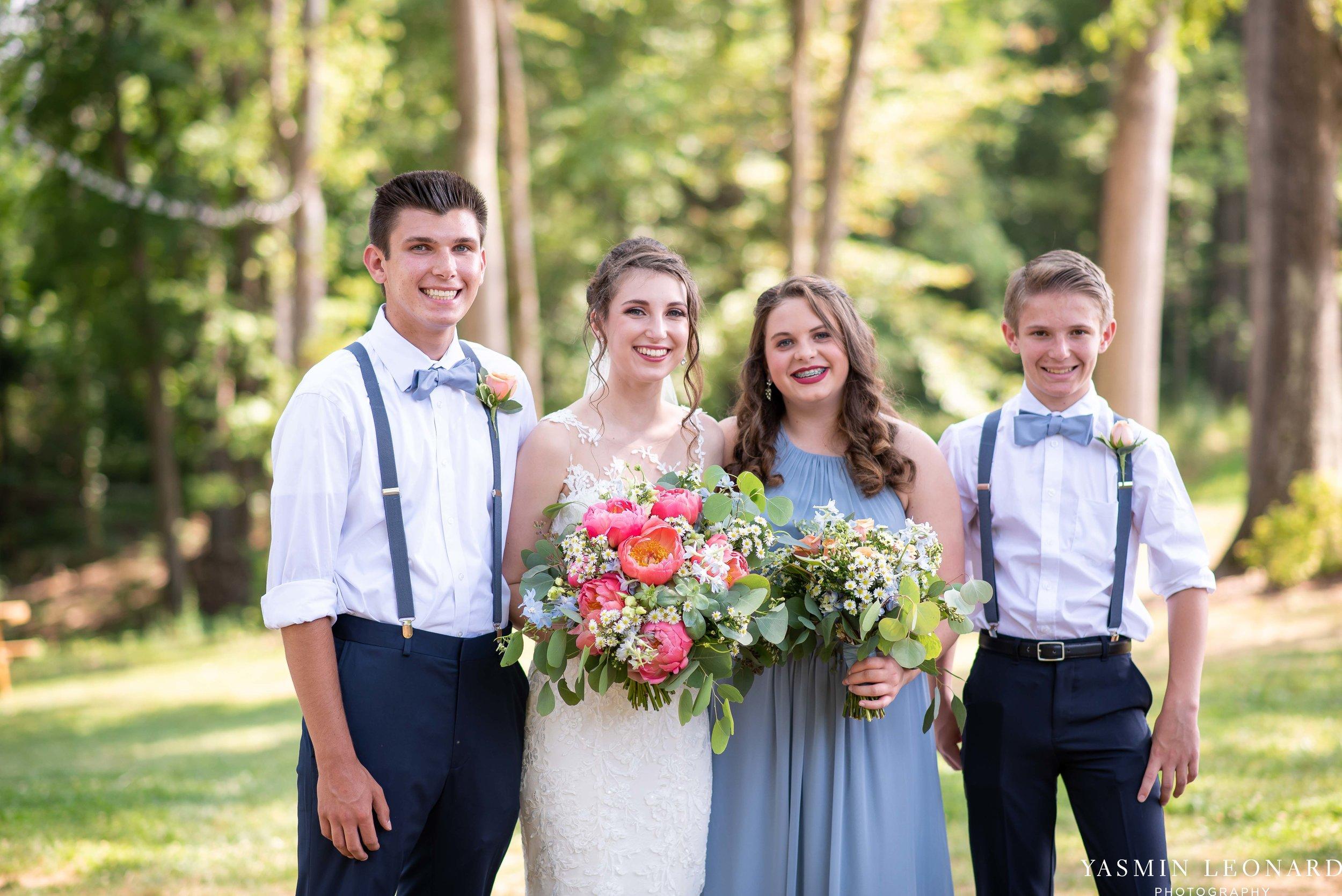Old Homeplace Vineyard - NC Weddings - Outdoor Summer Weddings - Peony Boutique - Vineyard Wedding - NC Photographer - Yasmin Leonard Photography-23.jpg