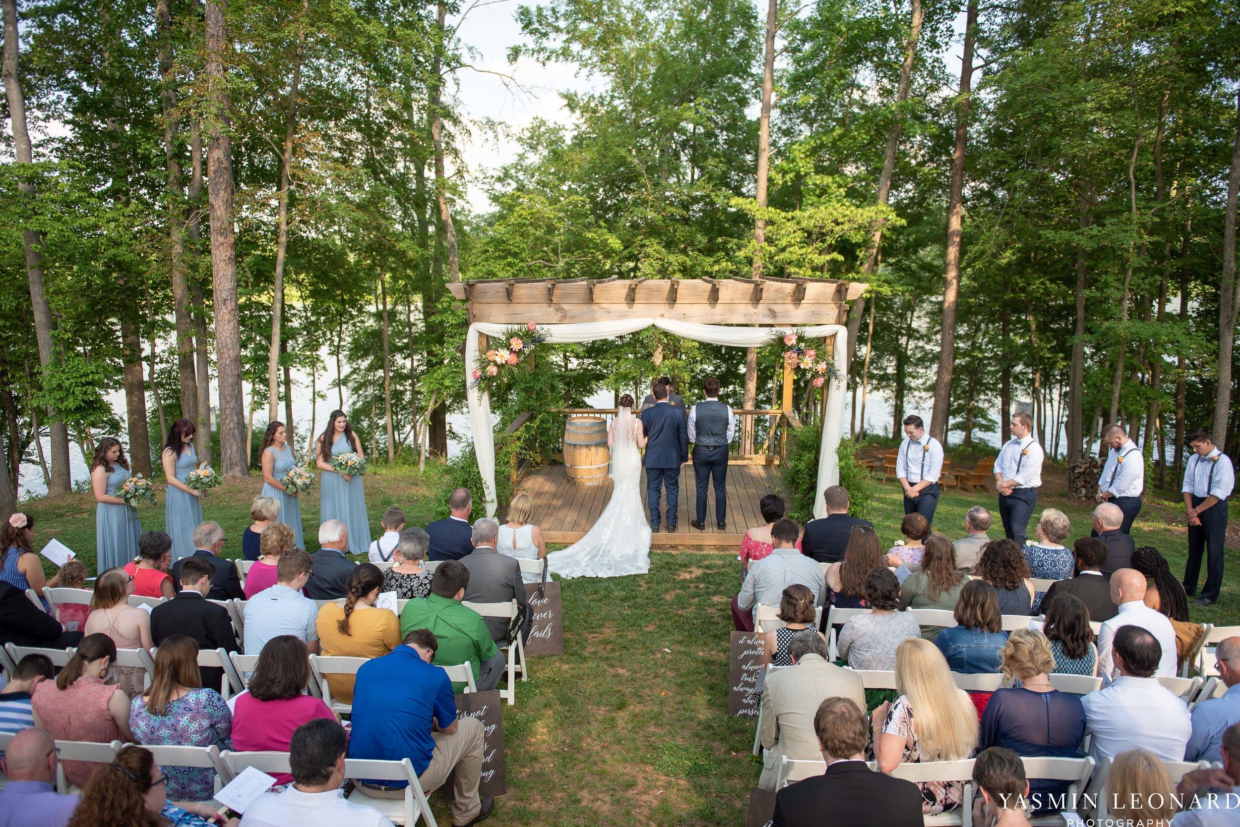 Old Homeplace Vineyard - NC Weddings - Outdoor Summer Weddings - Peony Boutique - Vineyard Wedding - NC Photographer - Yasmin Leonard Photography-29.jpg
