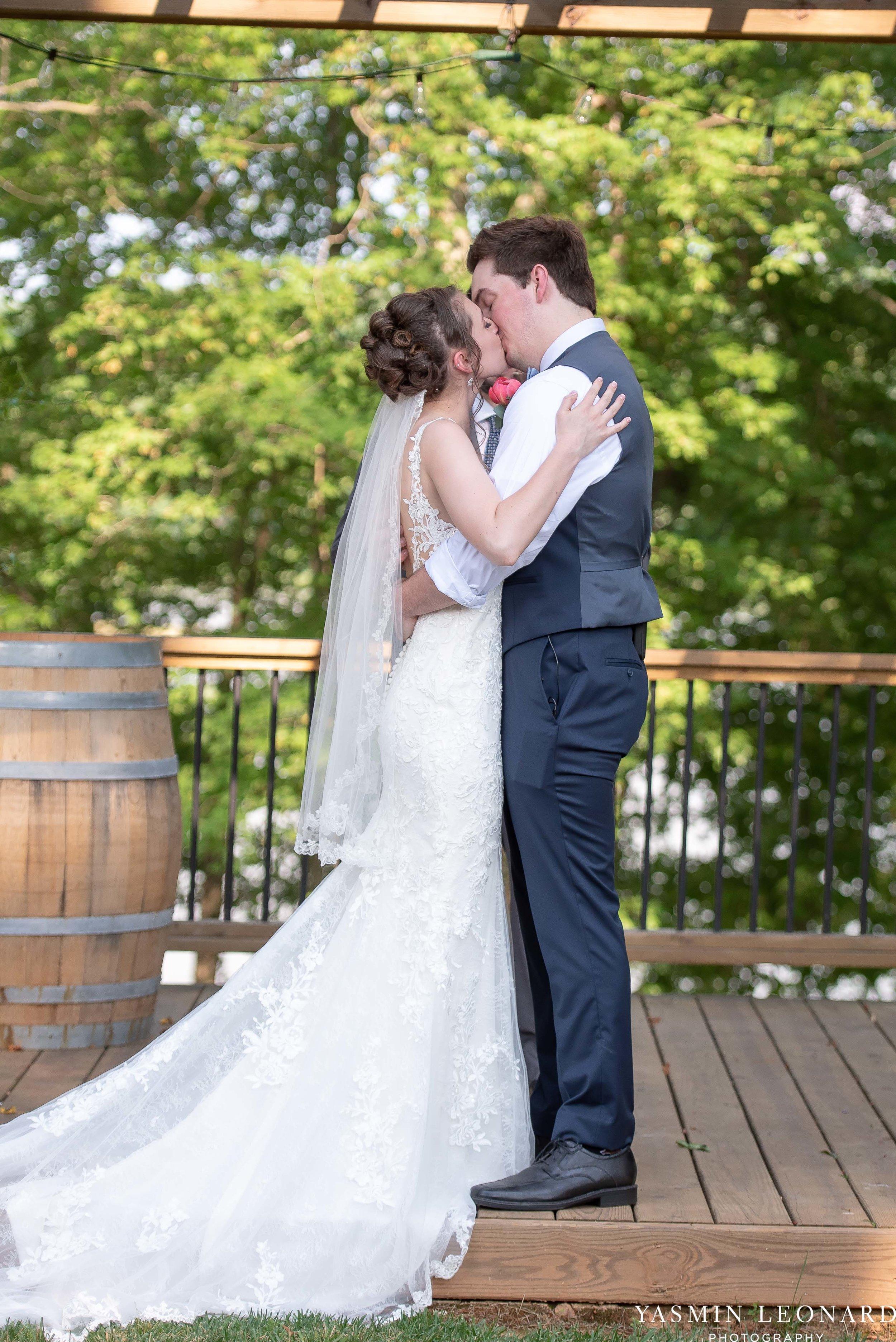 Old Homeplace Vineyard - NC Weddings - Outdoor Summer Weddings - Peony Boutique - Vineyard Wedding - NC Photographer - Yasmin Leonard Photography-32.jpg