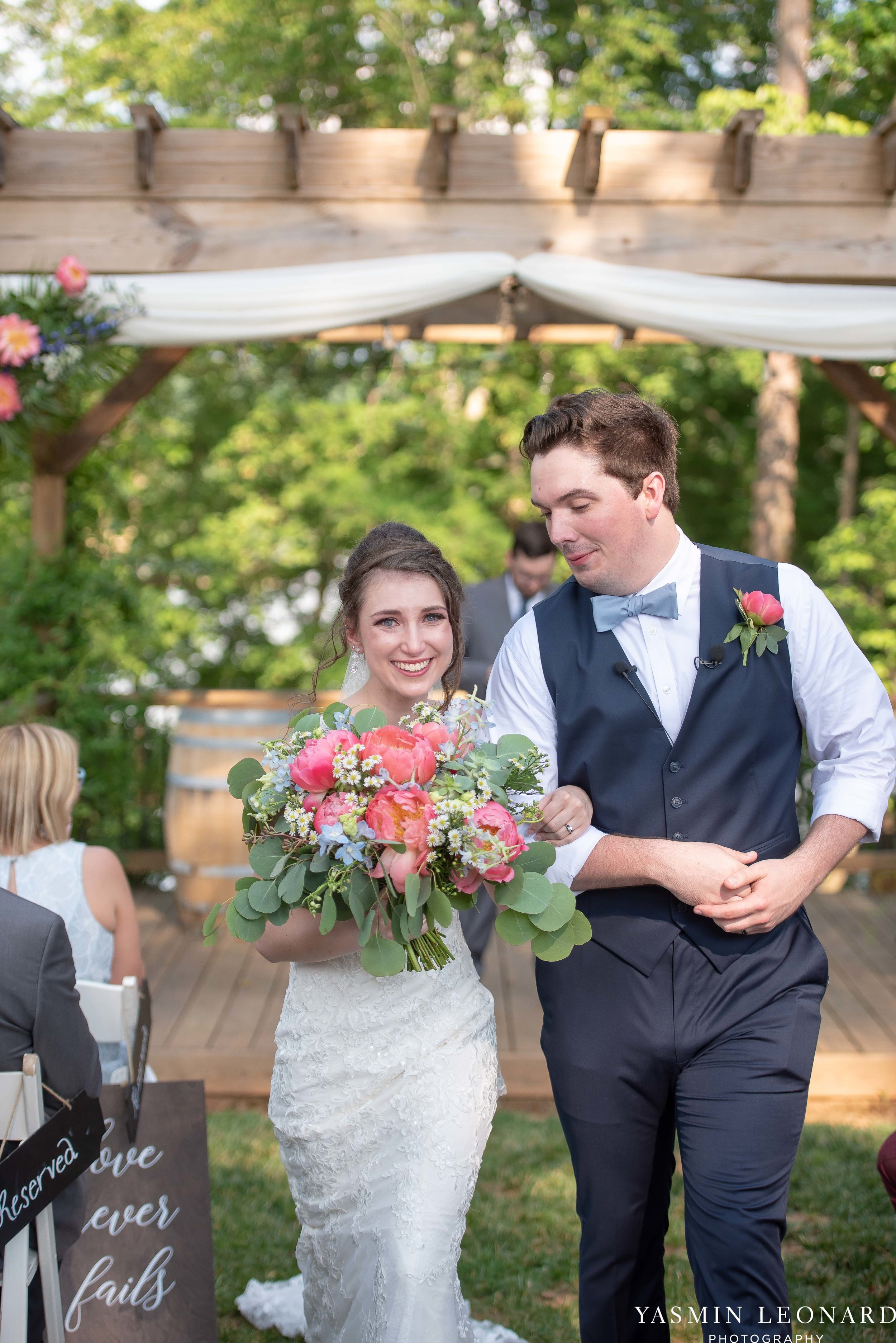 Old Homeplace Vineyard - NC Weddings - Outdoor Summer Weddings - Peony Boutique - Vineyard Wedding - NC Photographer - Yasmin Leonard Photography-34.jpg