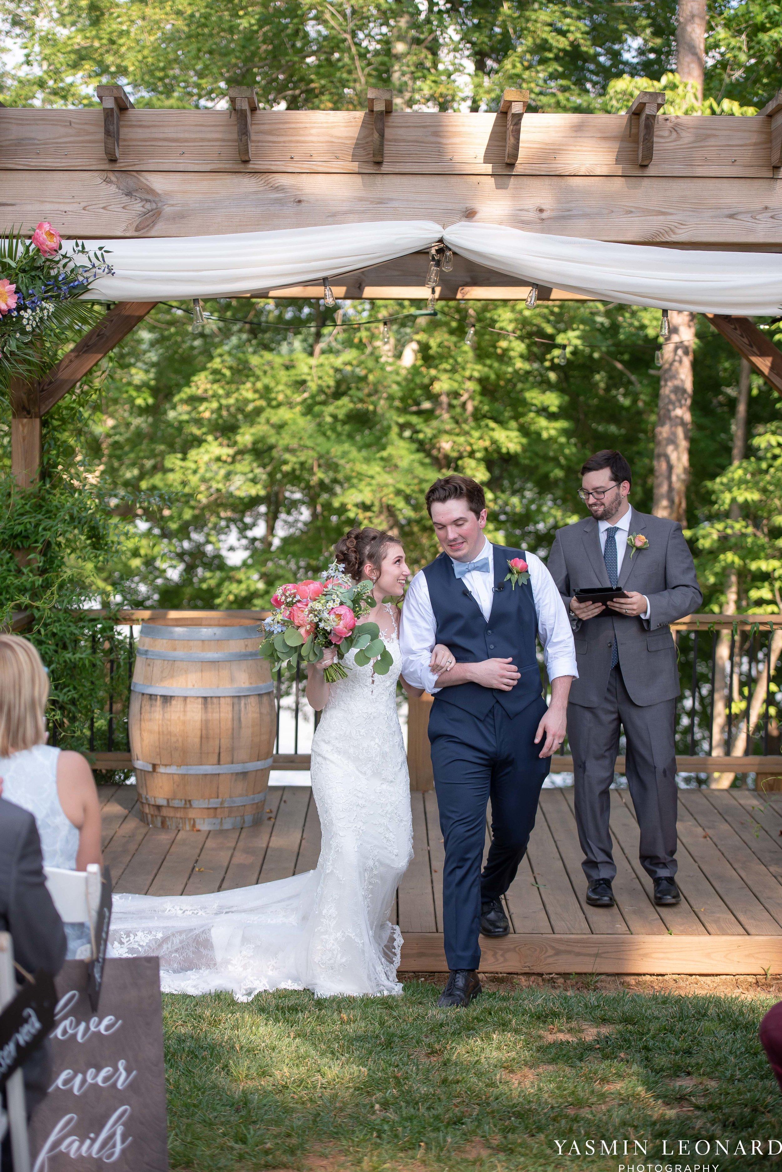 Old Homeplace Vineyard - NC Weddings - Outdoor Summer Weddings - Peony Boutique - Vineyard Wedding - NC Photographer - Yasmin Leonard Photography-33.jpg