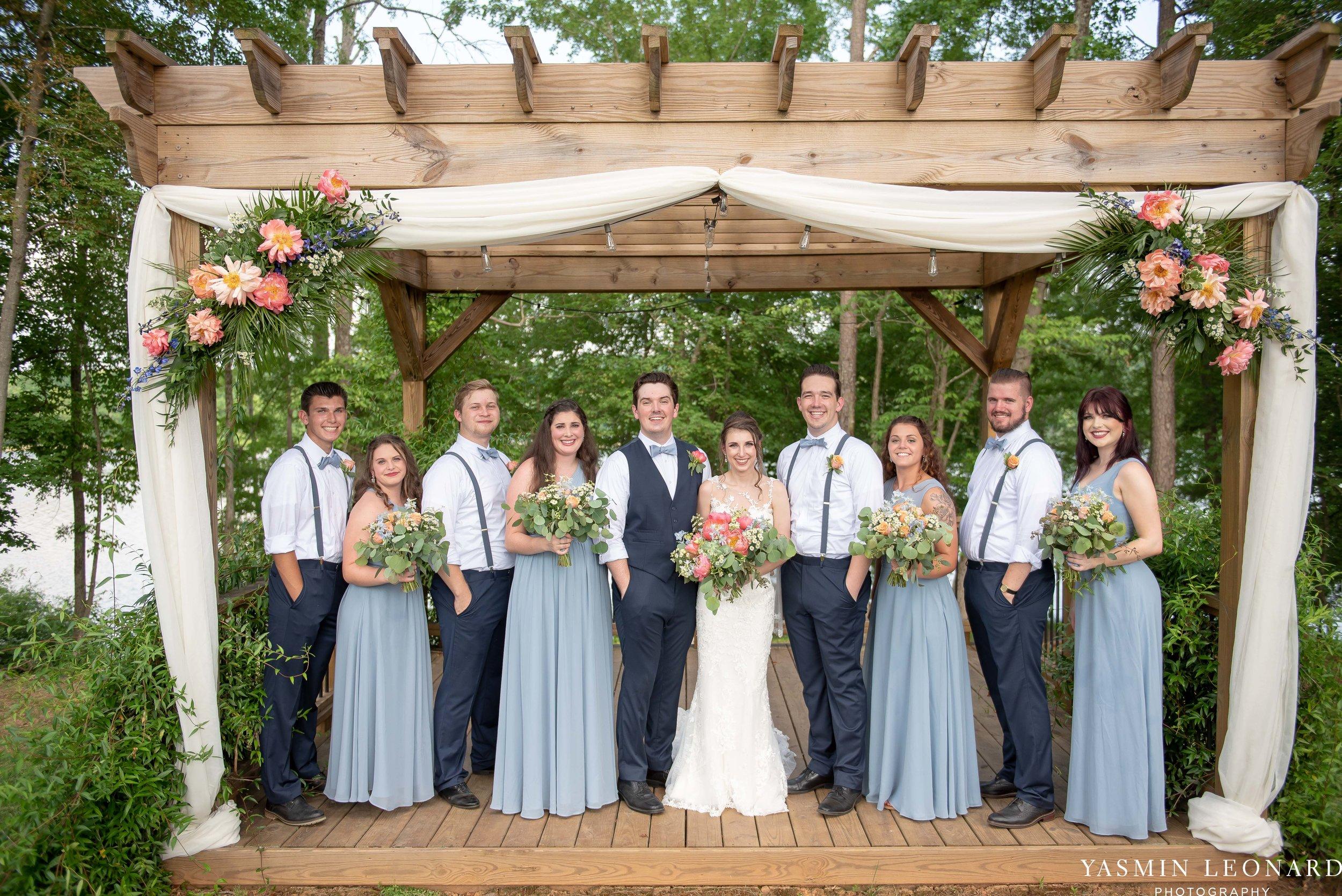 Old Homeplace Vineyard - NC Weddings - Outdoor Summer Weddings - Peony Boutique - Vineyard Wedding - NC Photographer - Yasmin Leonard Photography-35.jpg