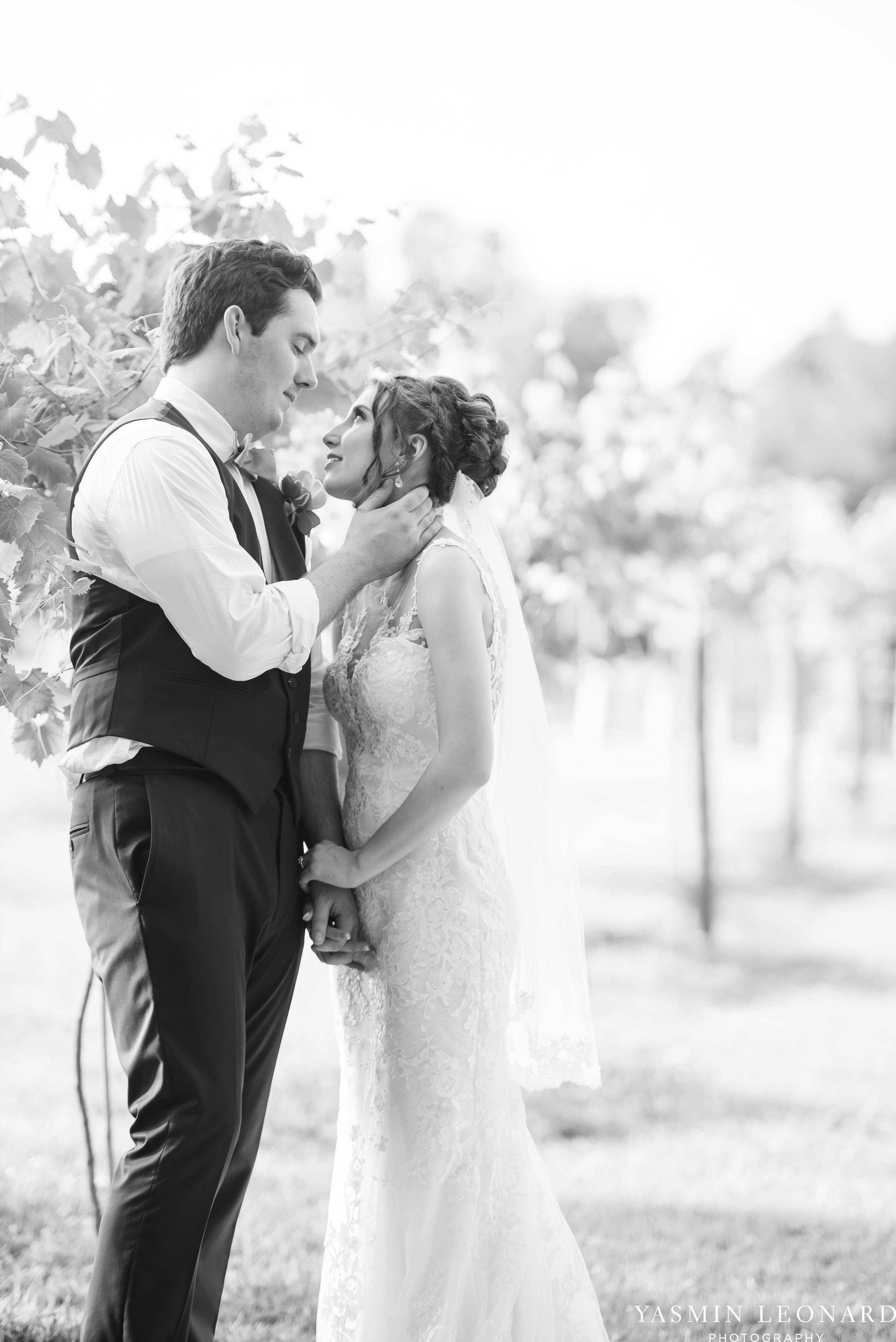 Old Homeplace Vineyard - NC Weddings - Outdoor Summer Weddings - Peony Boutique - Vineyard Wedding - NC Photographer - Yasmin Leonard Photography-42.jpg