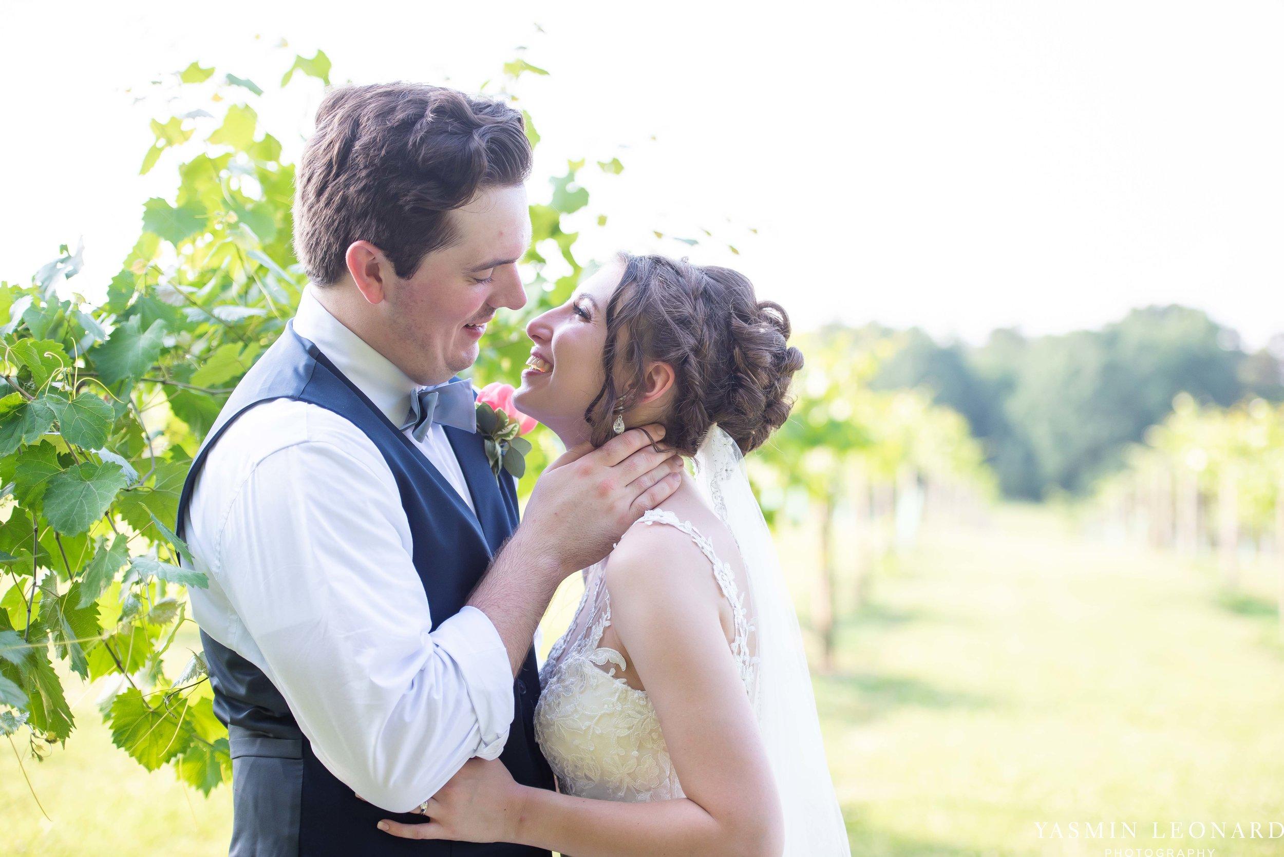 Old Homeplace Vineyard - NC Weddings - Outdoor Summer Weddings - Peony Boutique - Vineyard Wedding - NC Photographer - Yasmin Leonard Photography-43.jpg