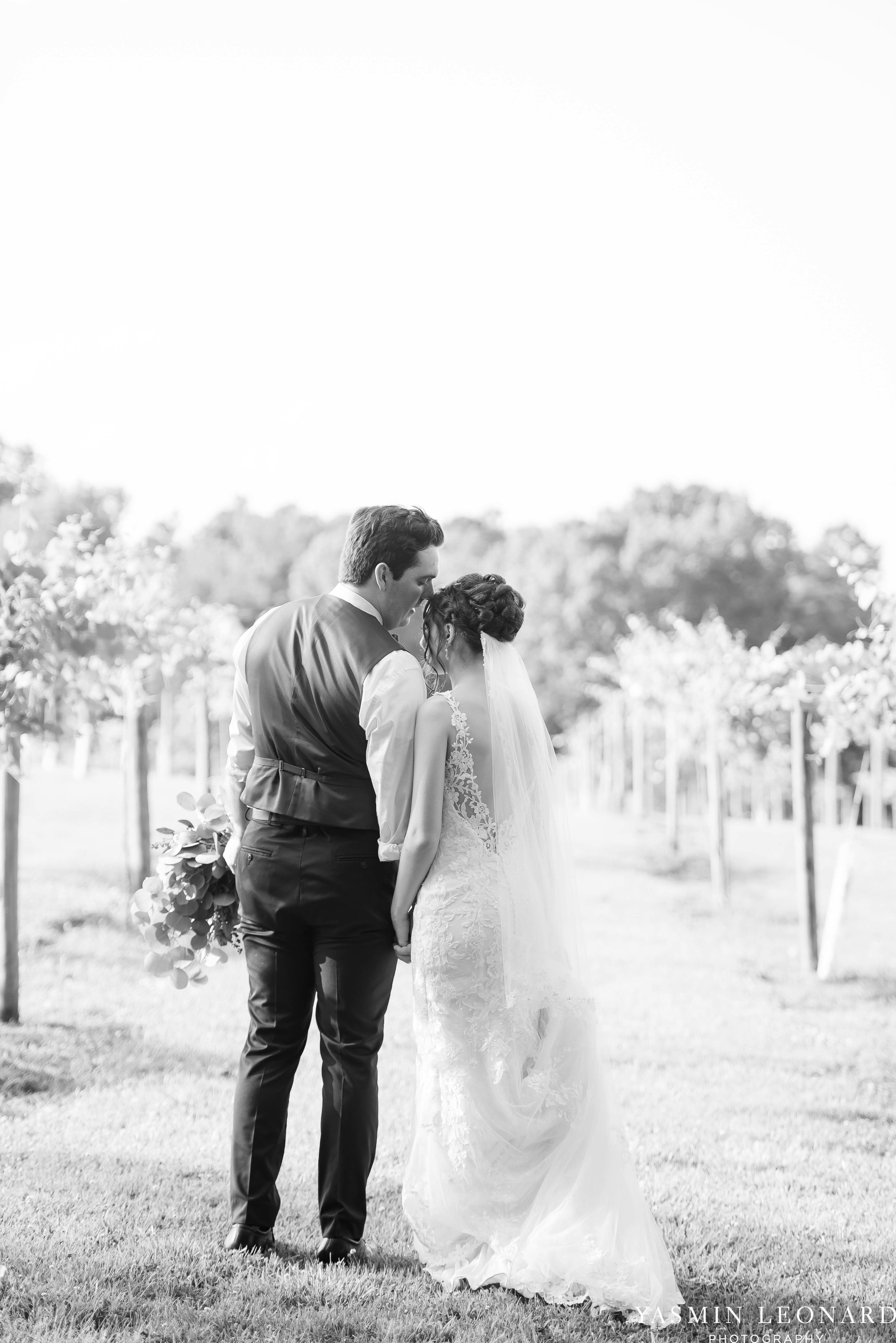 Old Homeplace Vineyard - NC Weddings - Outdoor Summer Weddings - Peony Boutique - Vineyard Wedding - NC Photographer - Yasmin Leonard Photography-44.jpg