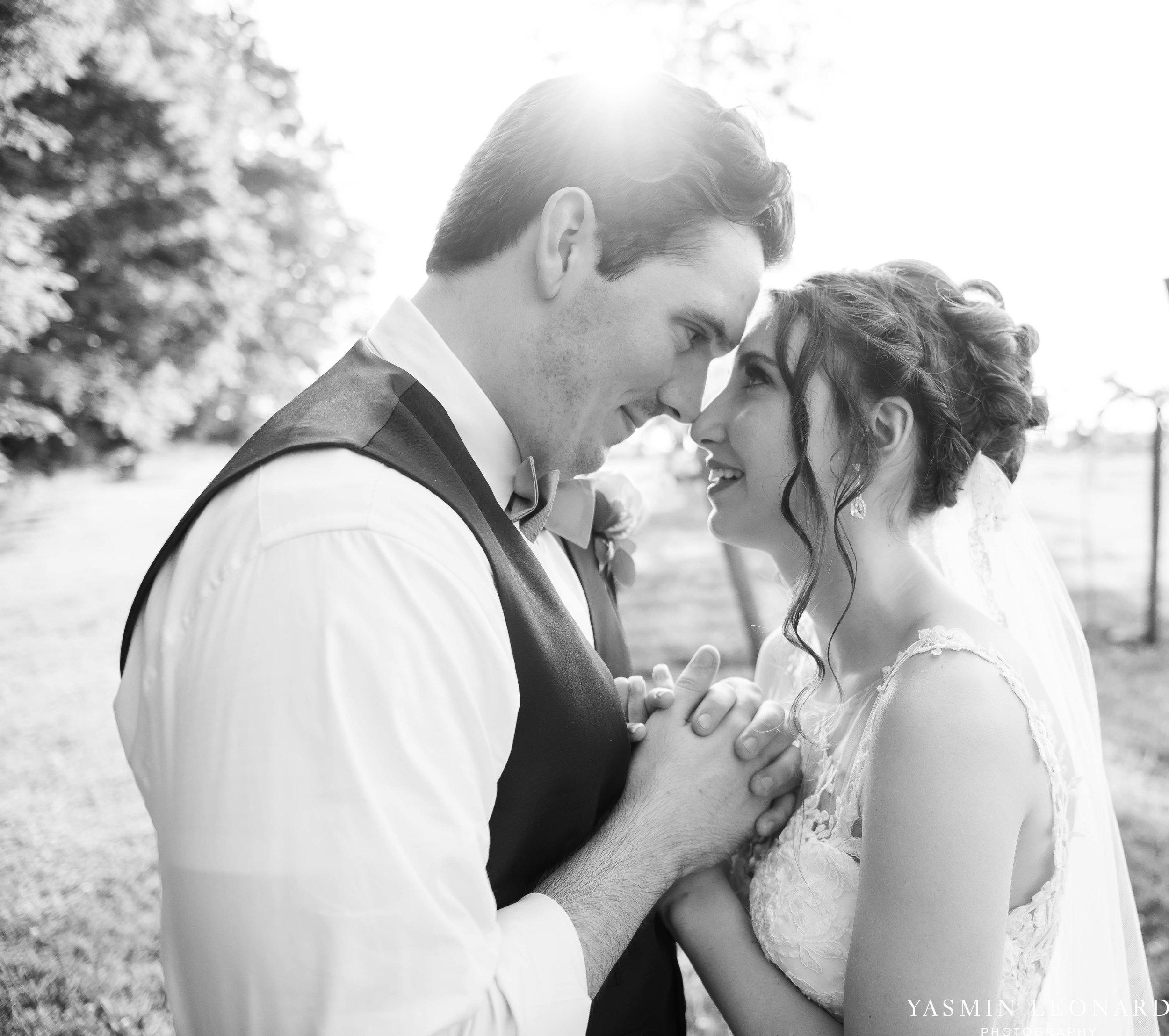 Old Homeplace Vineyard - NC Weddings - Outdoor Summer Weddings - Peony Boutique - Vineyard Wedding - NC Photographer - Yasmin Leonard Photography-47.jpg