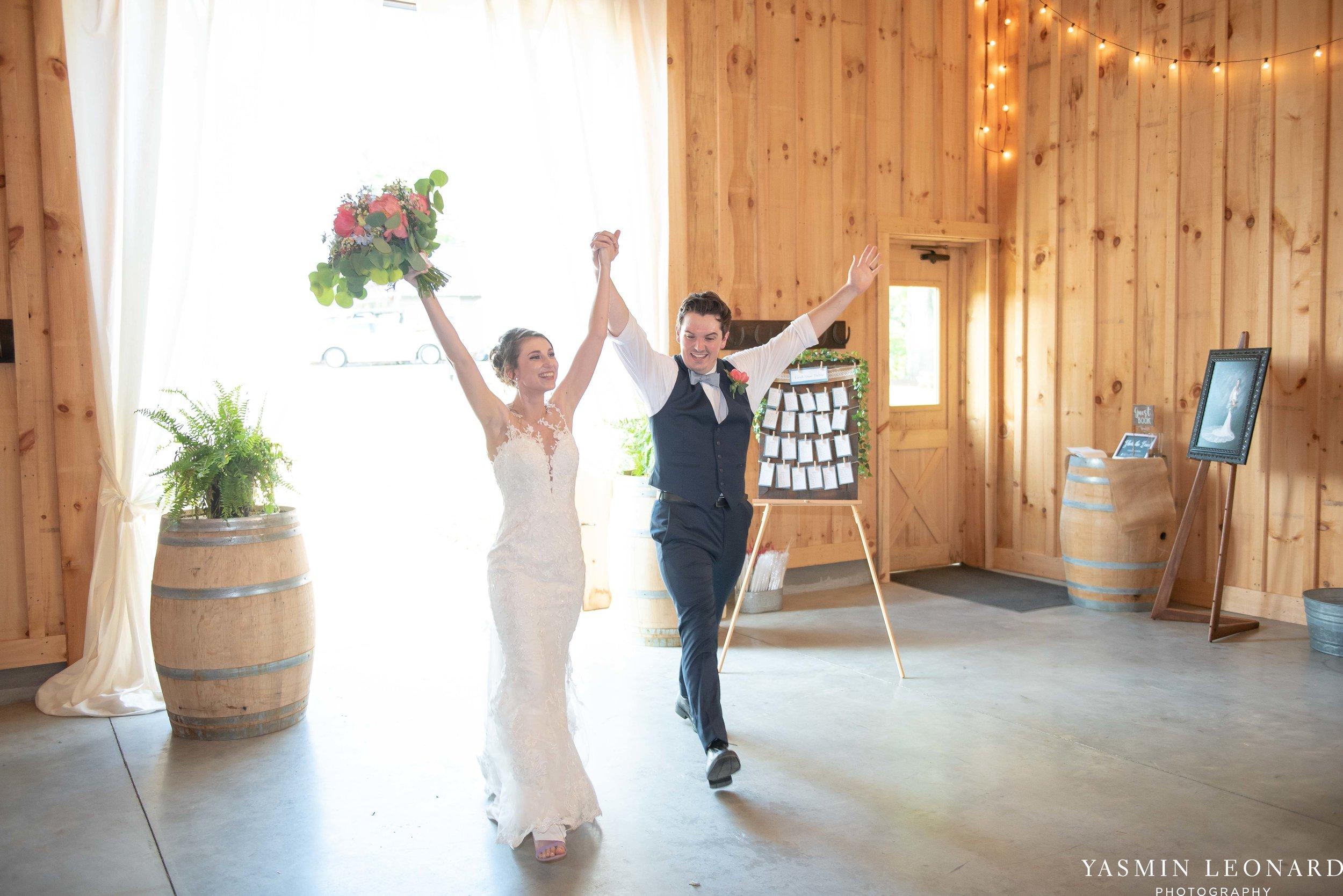 Old Homeplace Vineyard - NC Weddings - Outdoor Summer Weddings - Peony Boutique - Vineyard Wedding - NC Photographer - Yasmin Leonard Photography-48.jpg
