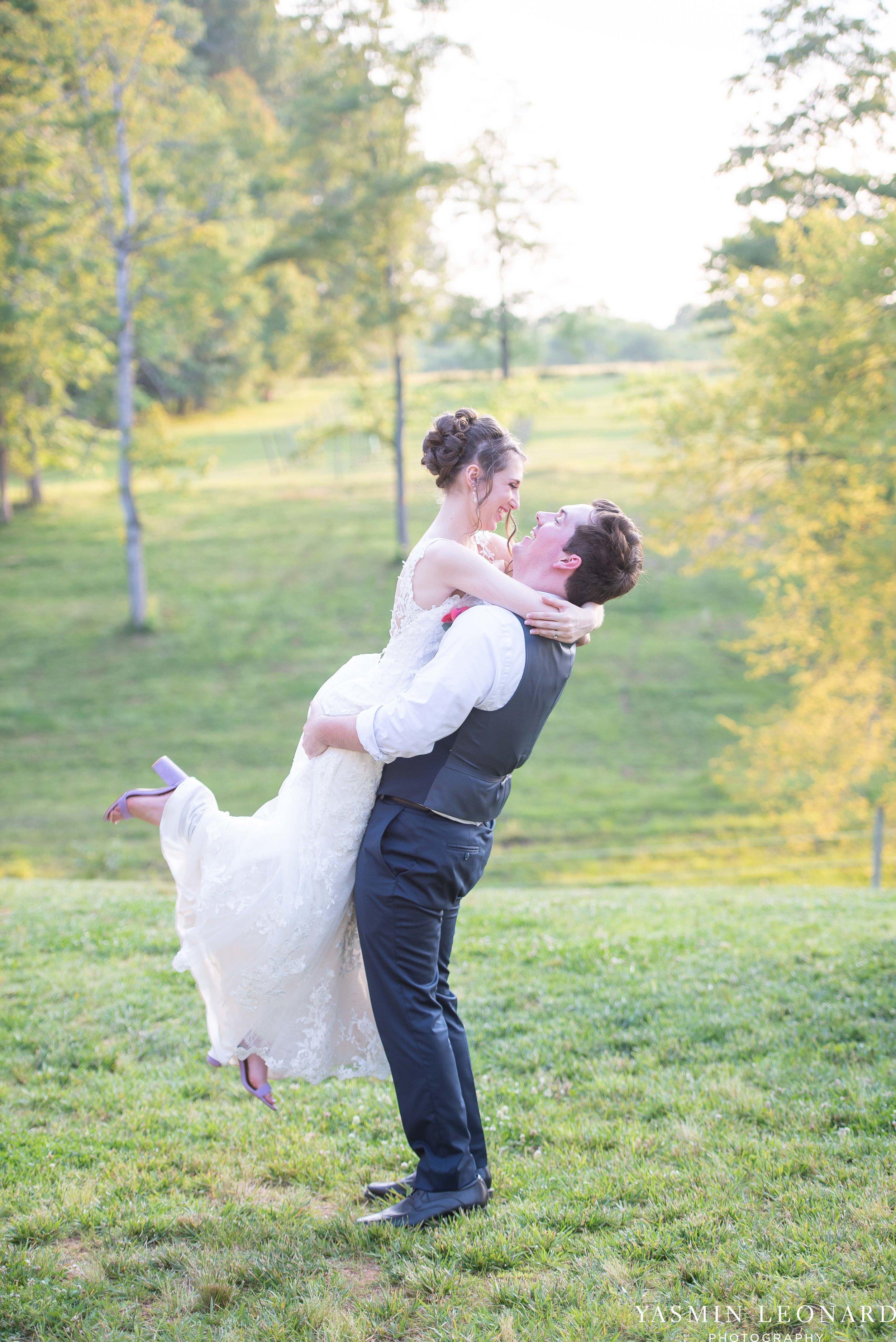 Old Homeplace Vineyard - NC Weddings - Outdoor Summer Weddings - Peony Boutique - Vineyard Wedding - NC Photographer - Yasmin Leonard Photography-57.jpg