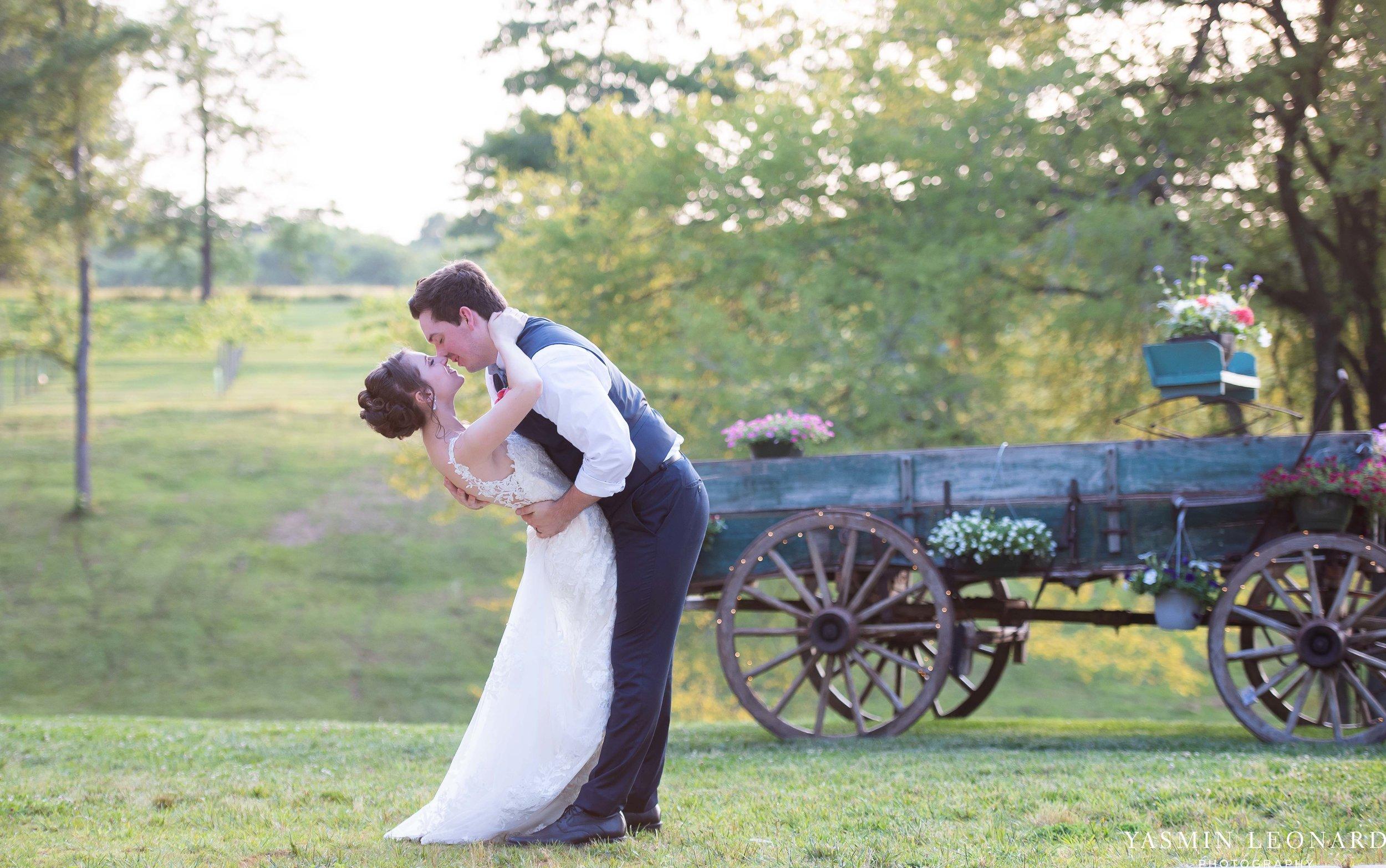 Old Homeplace Vineyard - NC Weddings - Outdoor Summer Weddings - Peony Boutique - Vineyard Wedding - NC Photographer - Yasmin Leonard Photography-59.jpg