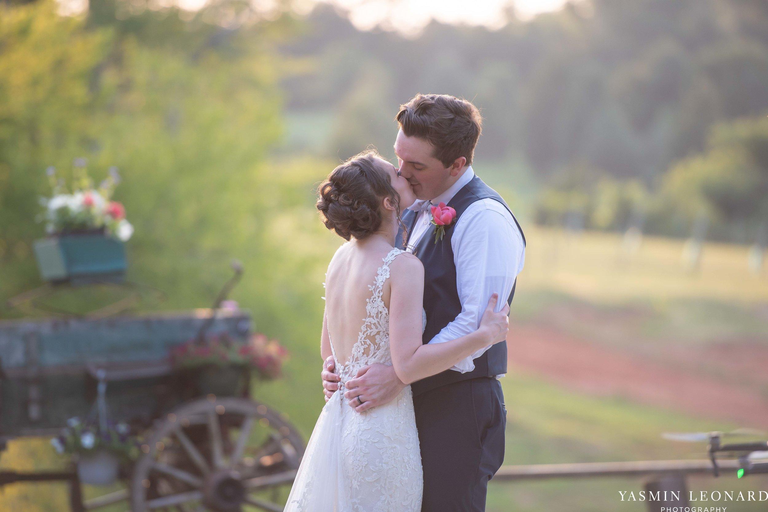 Old Homeplace Vineyard - NC Weddings - Outdoor Summer Weddings - Peony Boutique - Vineyard Wedding - NC Photographer - Yasmin Leonard Photography-60.jpg
