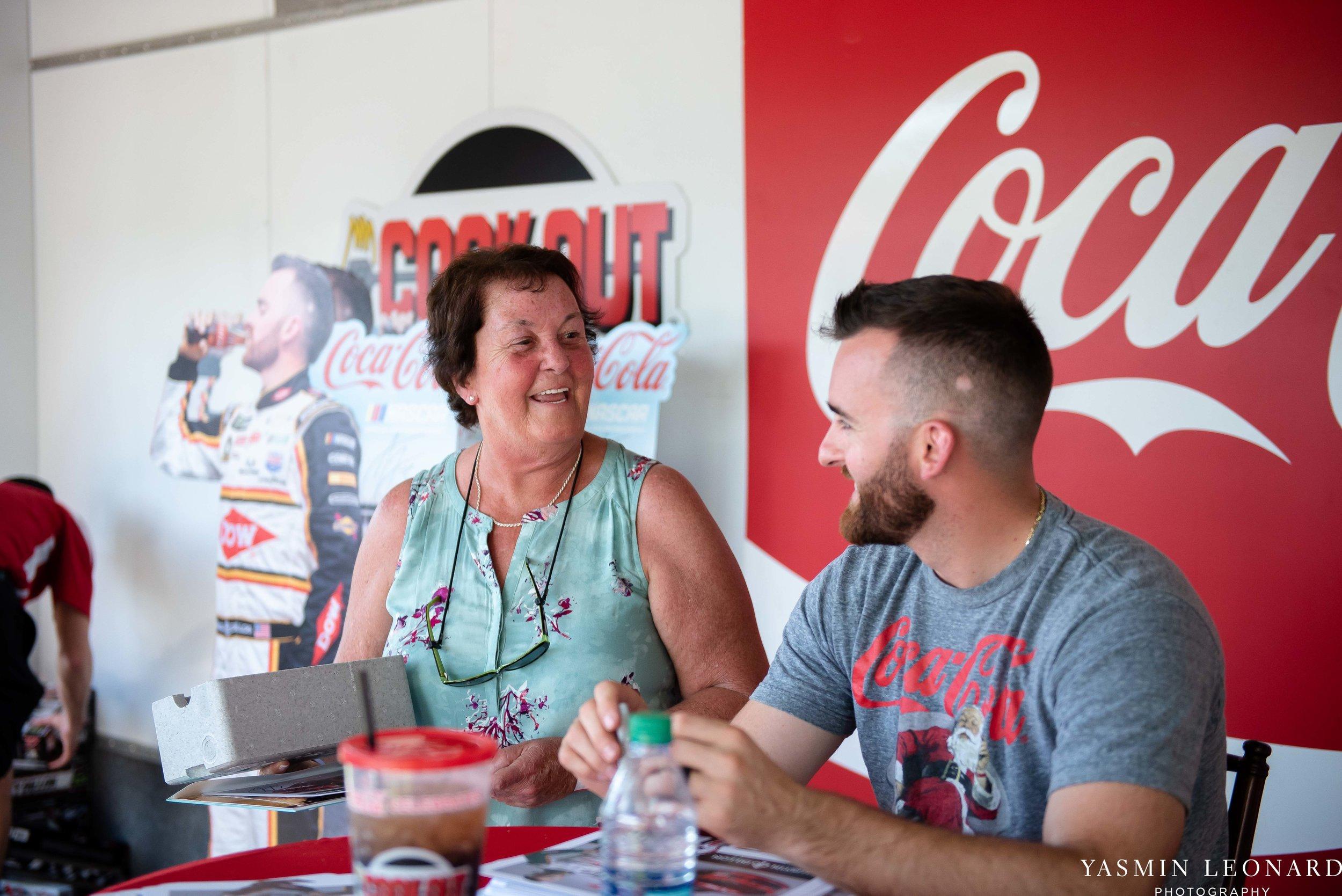 Cookout - CocaCola 600 - Coca Cola - Austin Dillon - Nascar - Nascar Meet and Greet - Yasmin Leonard Photography-16.jpg