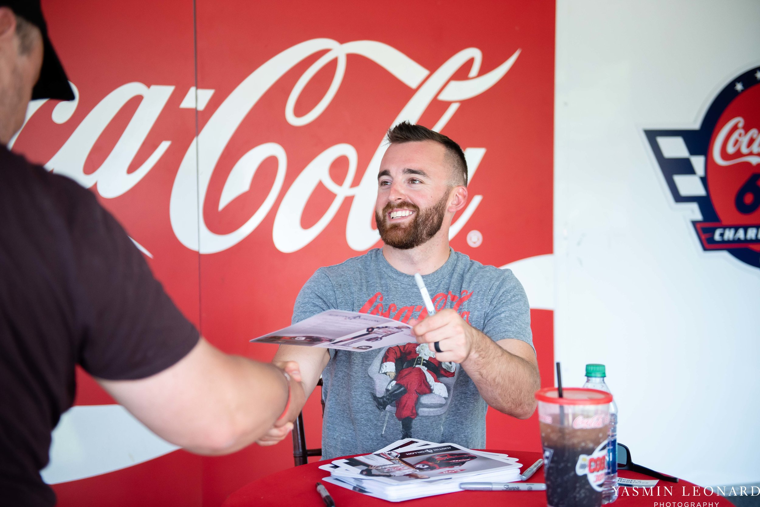 Cookout - CocaCola 600 - Coca Cola - Austin Dillon - Nascar - Nascar Meet and Greet - Yasmin Leonard Photography-18.jpg