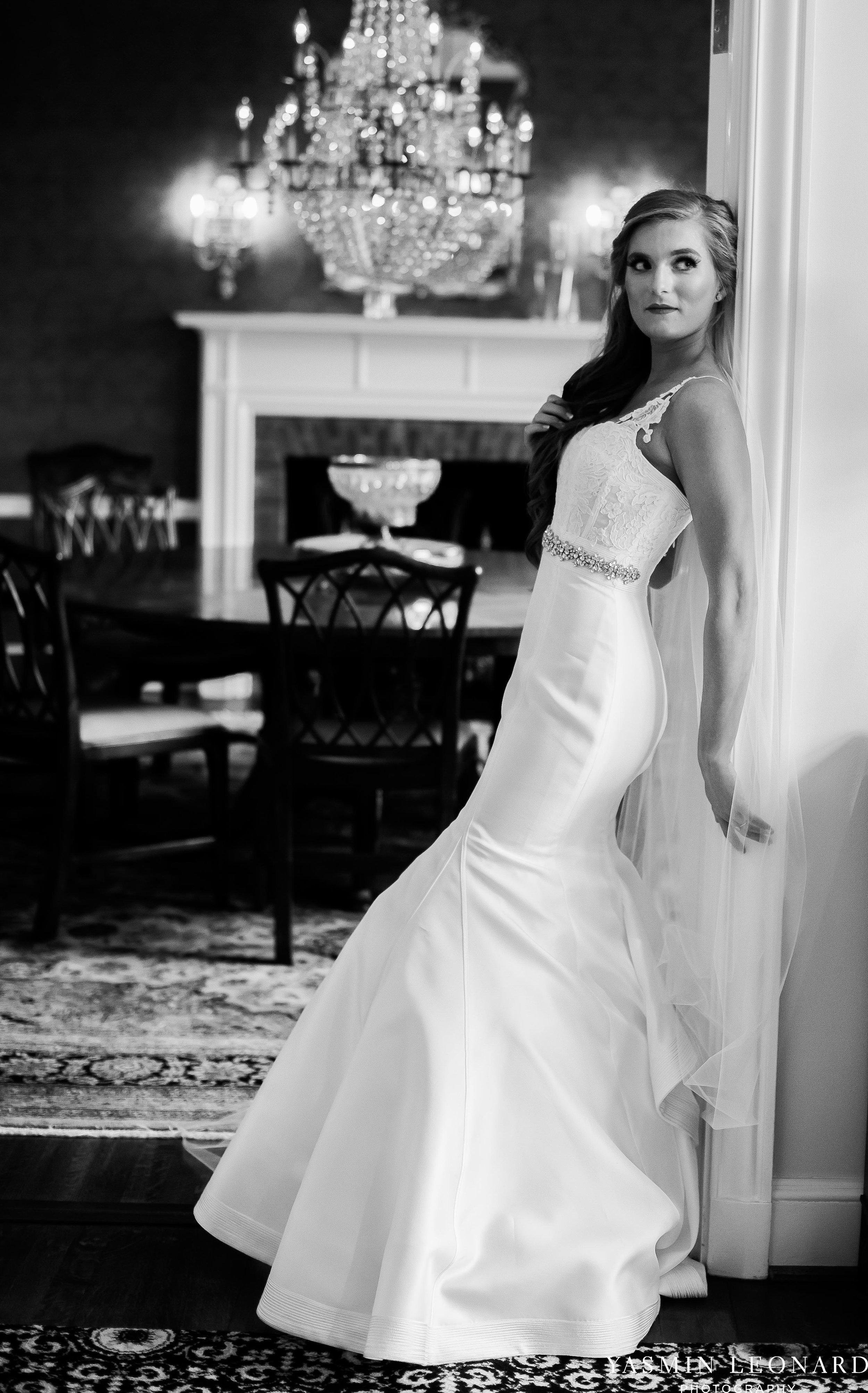 Boxwood Estate - Boxwood Estate Wedding - Luxury Wedding - Black and White Wedding - NC Wedding Venues - NC Weddings - NC Photographer - Lantern Release Grand Exit - Large Wedding Party - Yasmin Leonard Photography-17.jpg