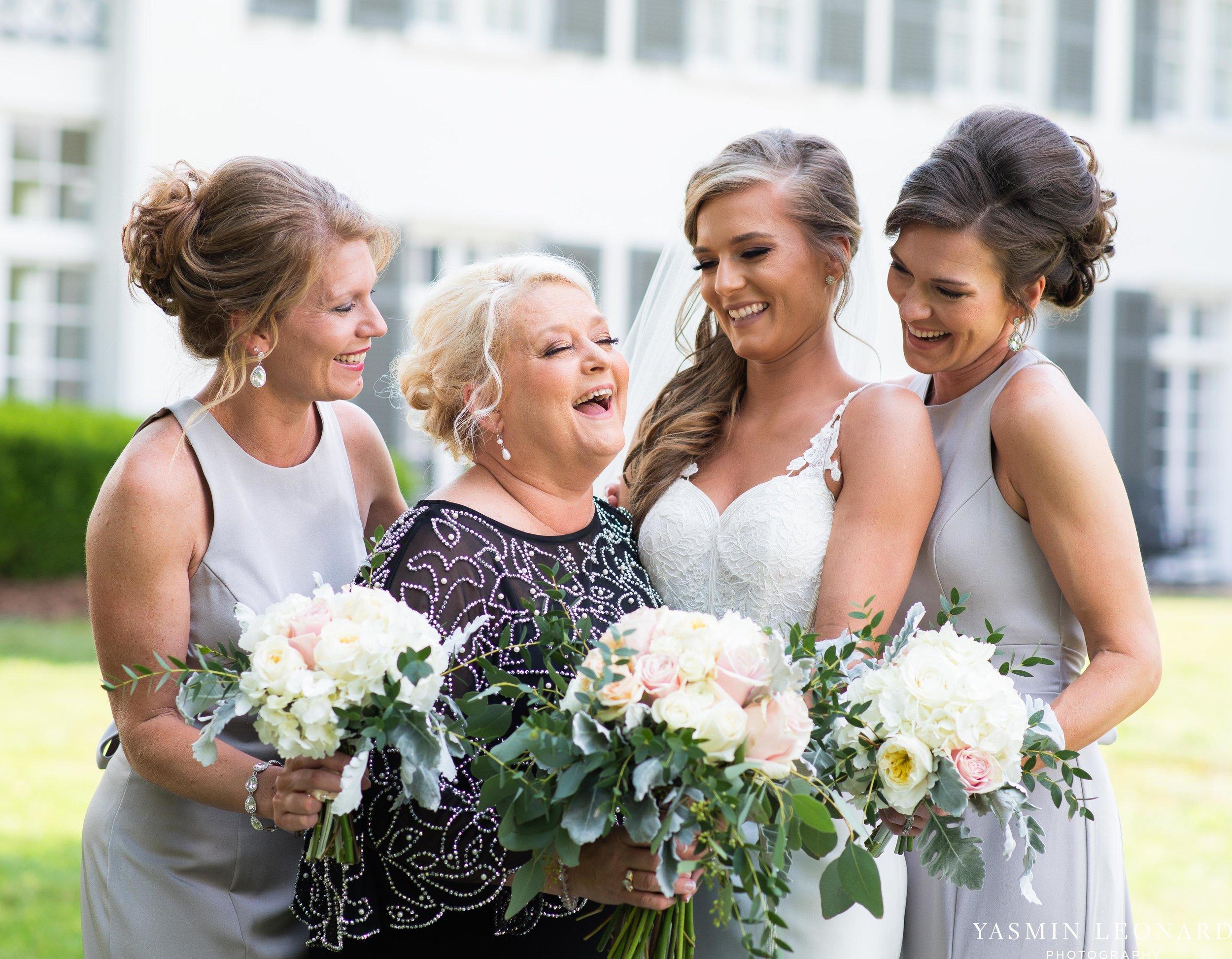 Boxwood Estate - Boxwood Estate Wedding - Luxury Wedding - Black and White Wedding - NC Wedding Venues - NC Weddings - NC Photographer - Lantern Release Grand Exit - Large Wedding Party - Yasmin Leonard Photography-21.jpg